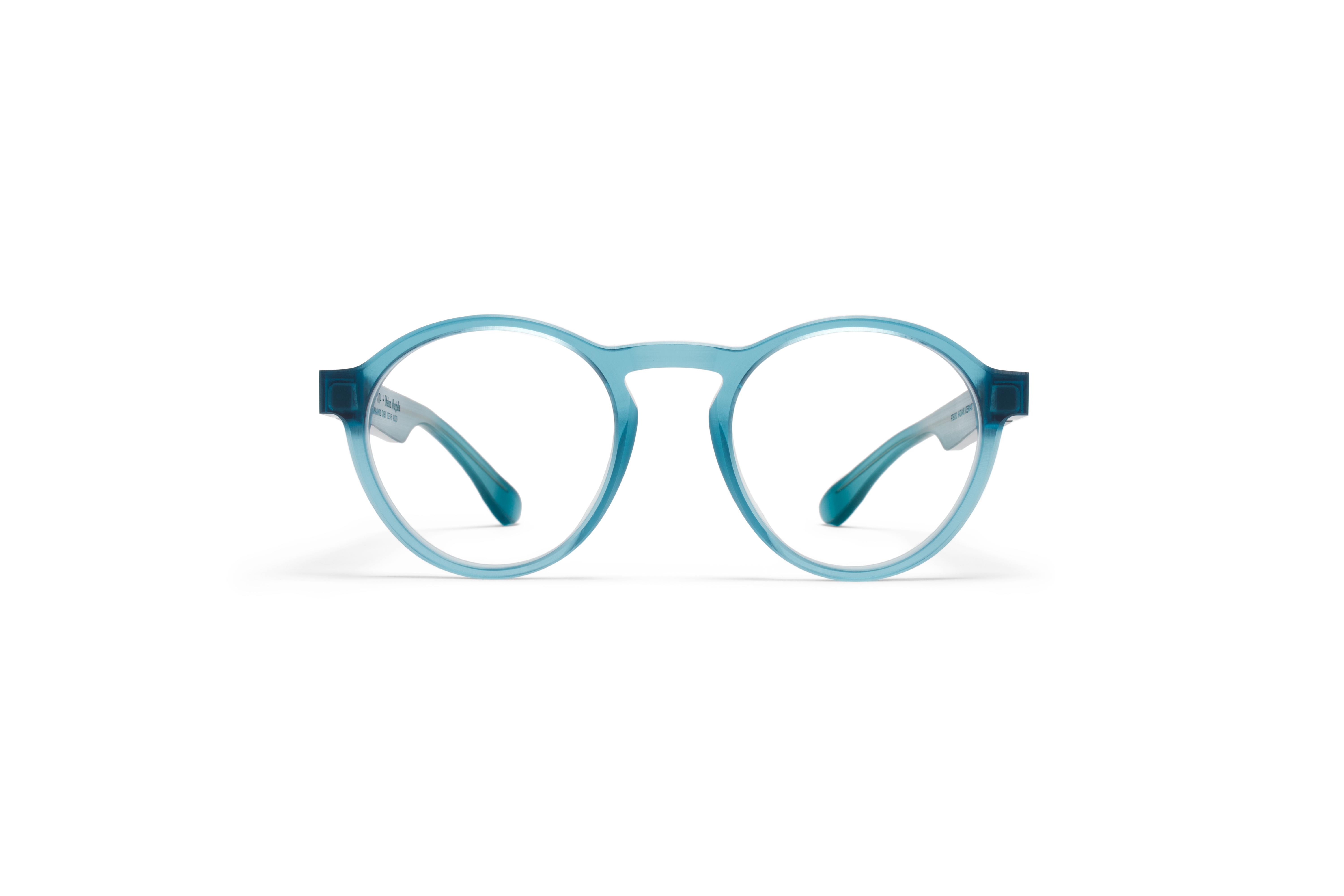 MYKITA Collaborations Mmraw002 Raw Turquoise Clear582307fba2422