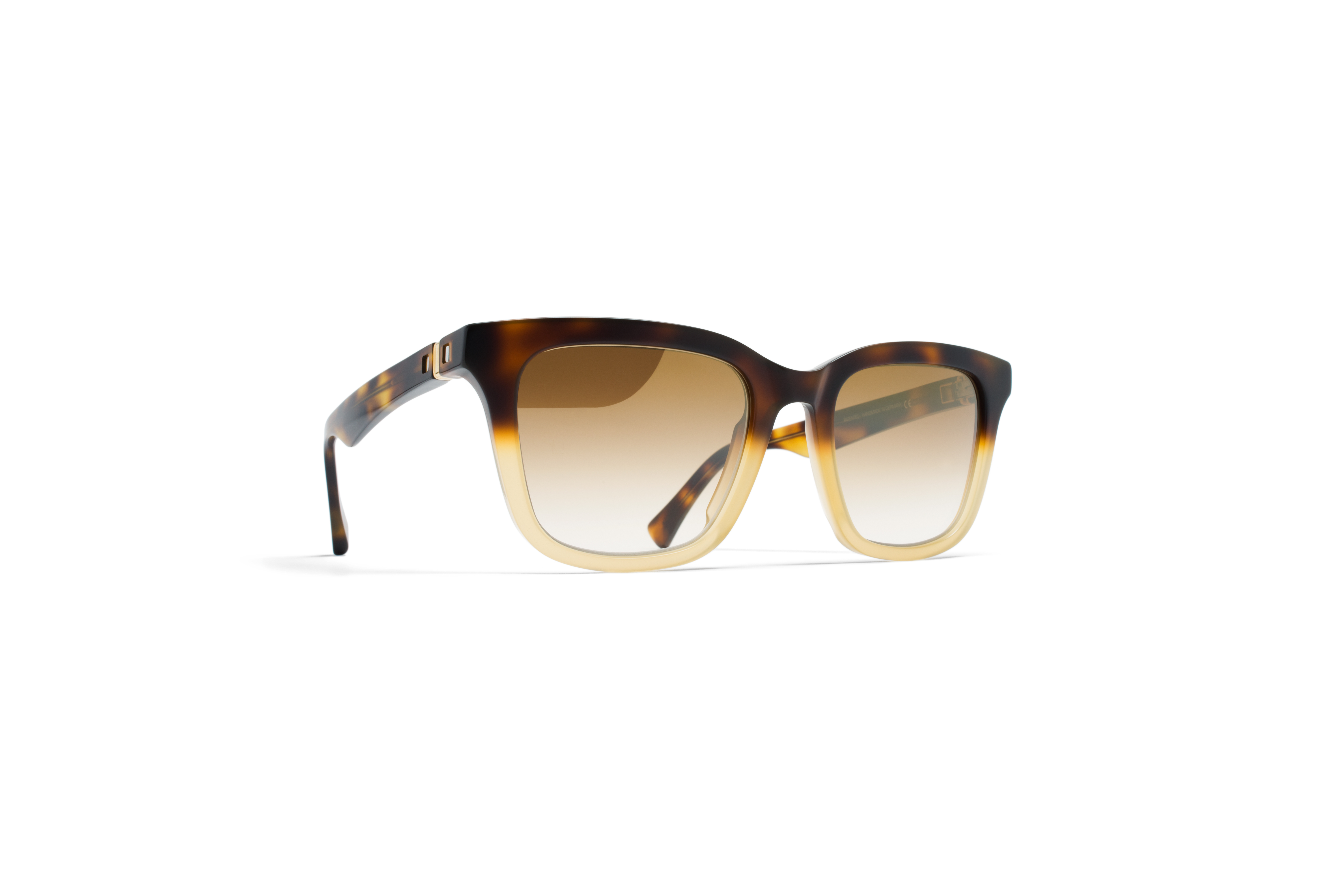 MYKITA Decades No2 Sun Orchard Matte Barbados Bron