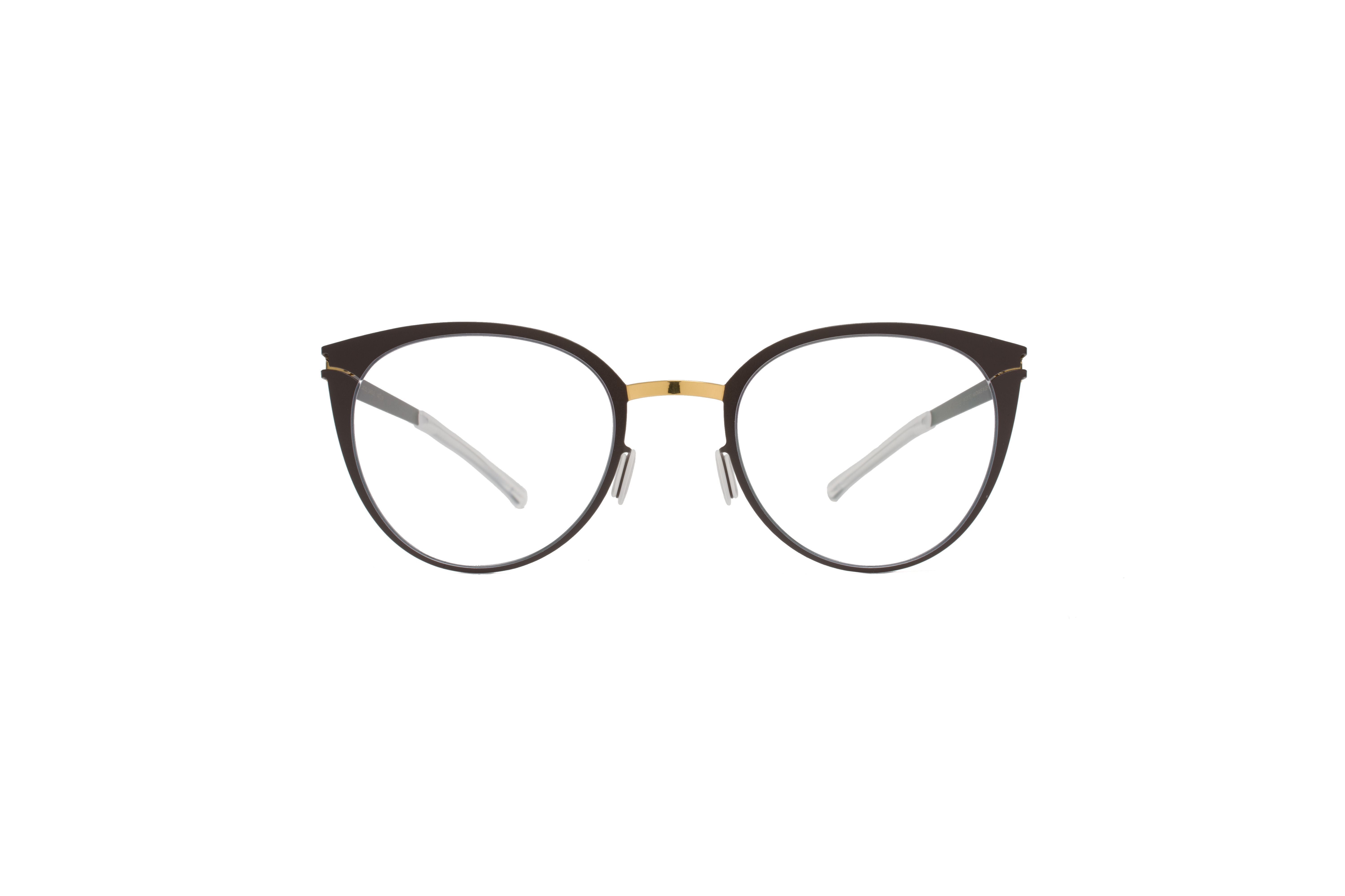 MYKITA Decades Rx Carole Gold Terra Clear