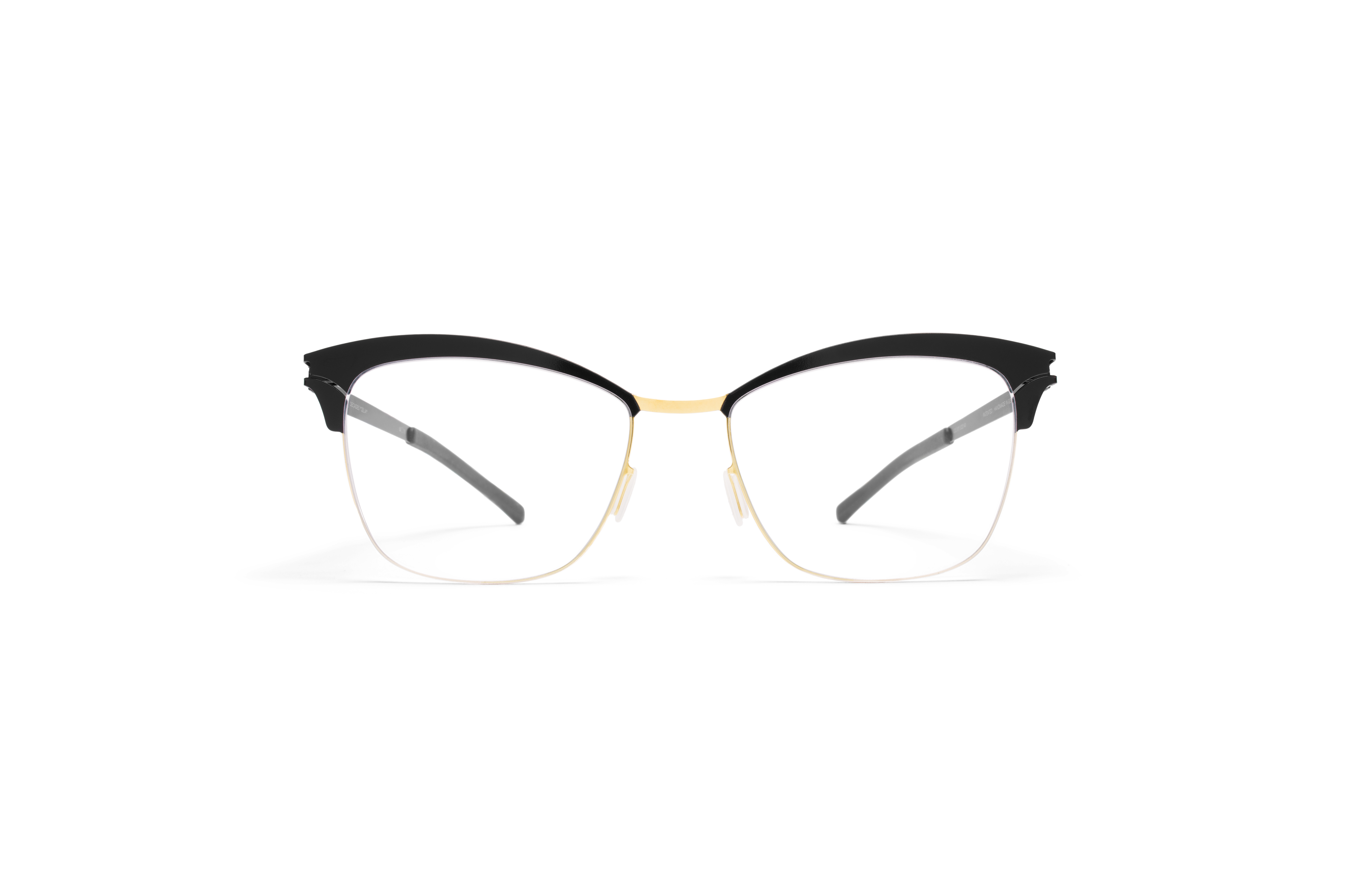 MYKITA Decades Rx Celia Gold Jetblack Clear