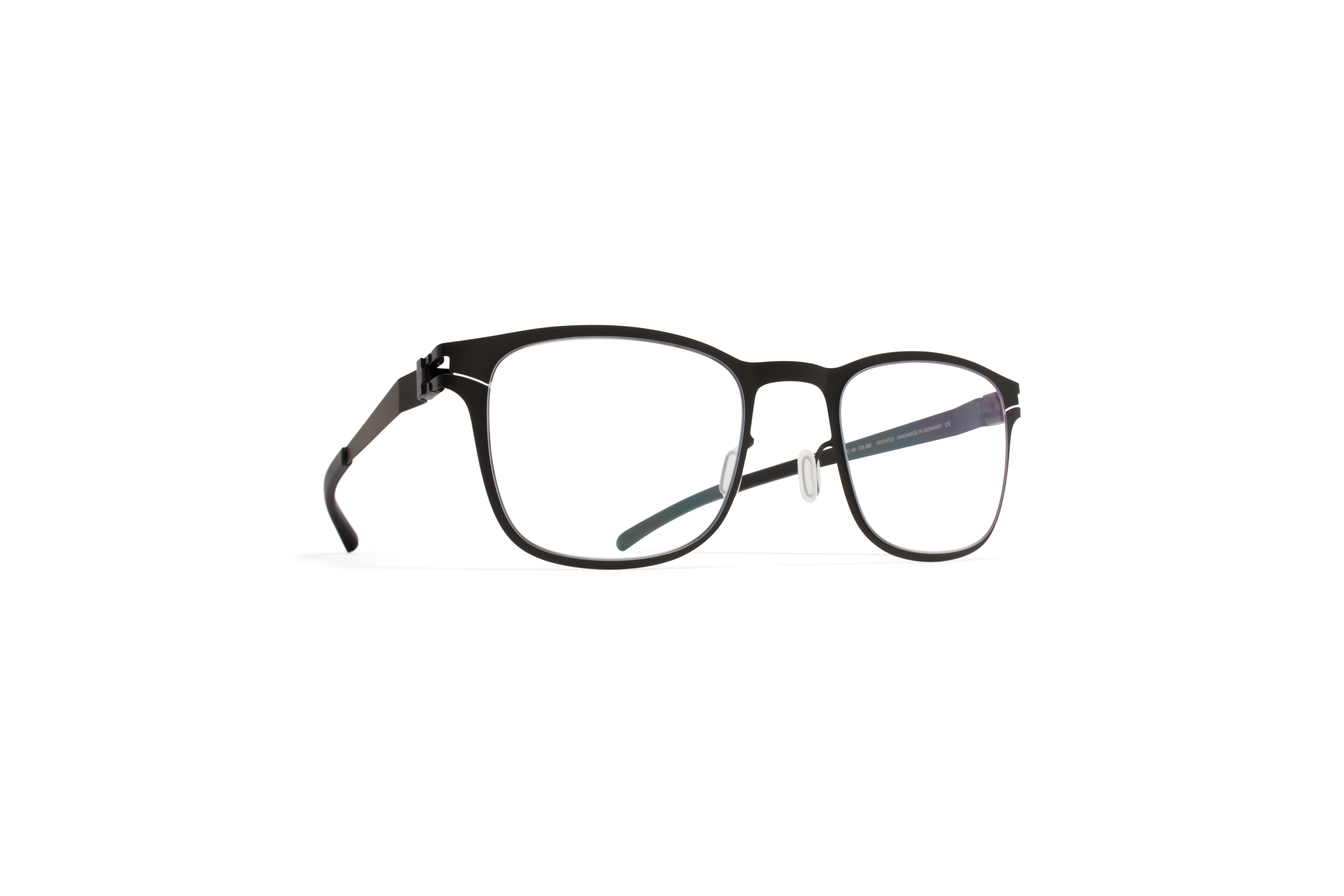 MYKITA Decades Rx Davis Black Clear Jp
