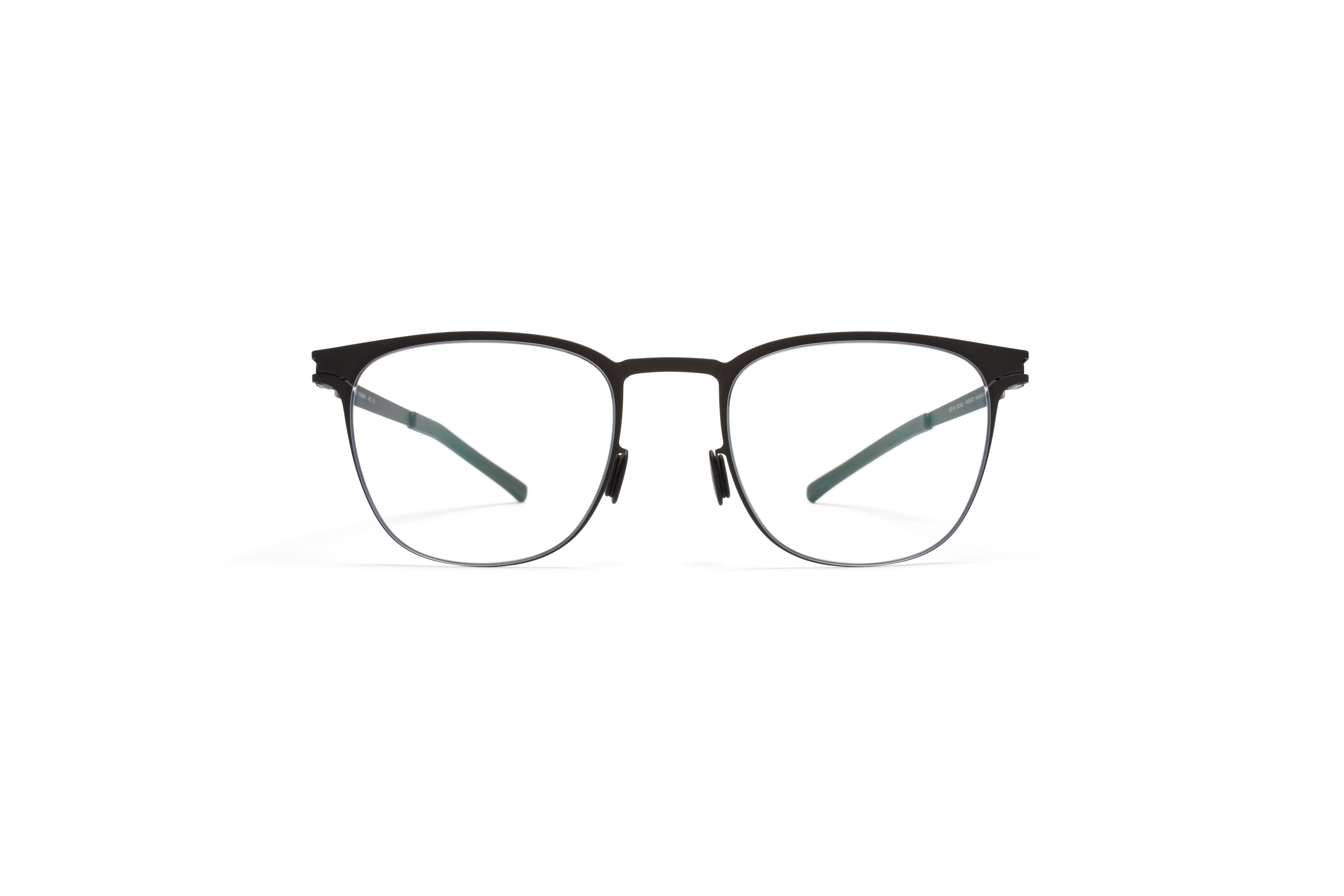 MYKITA Decades Rx Thabani Black Clear