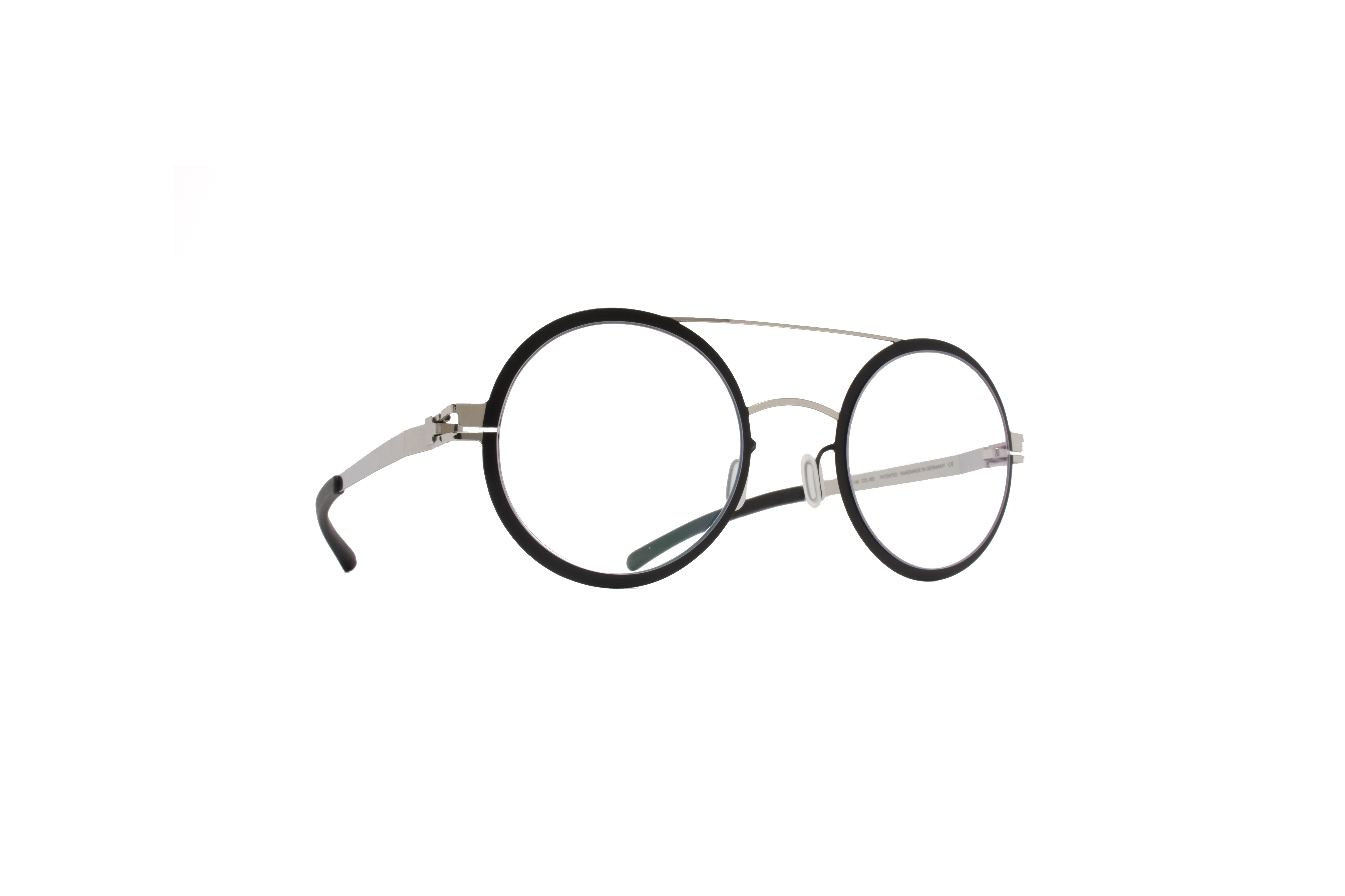 MYKITA Decades Rx Wilma Silver Black Clear