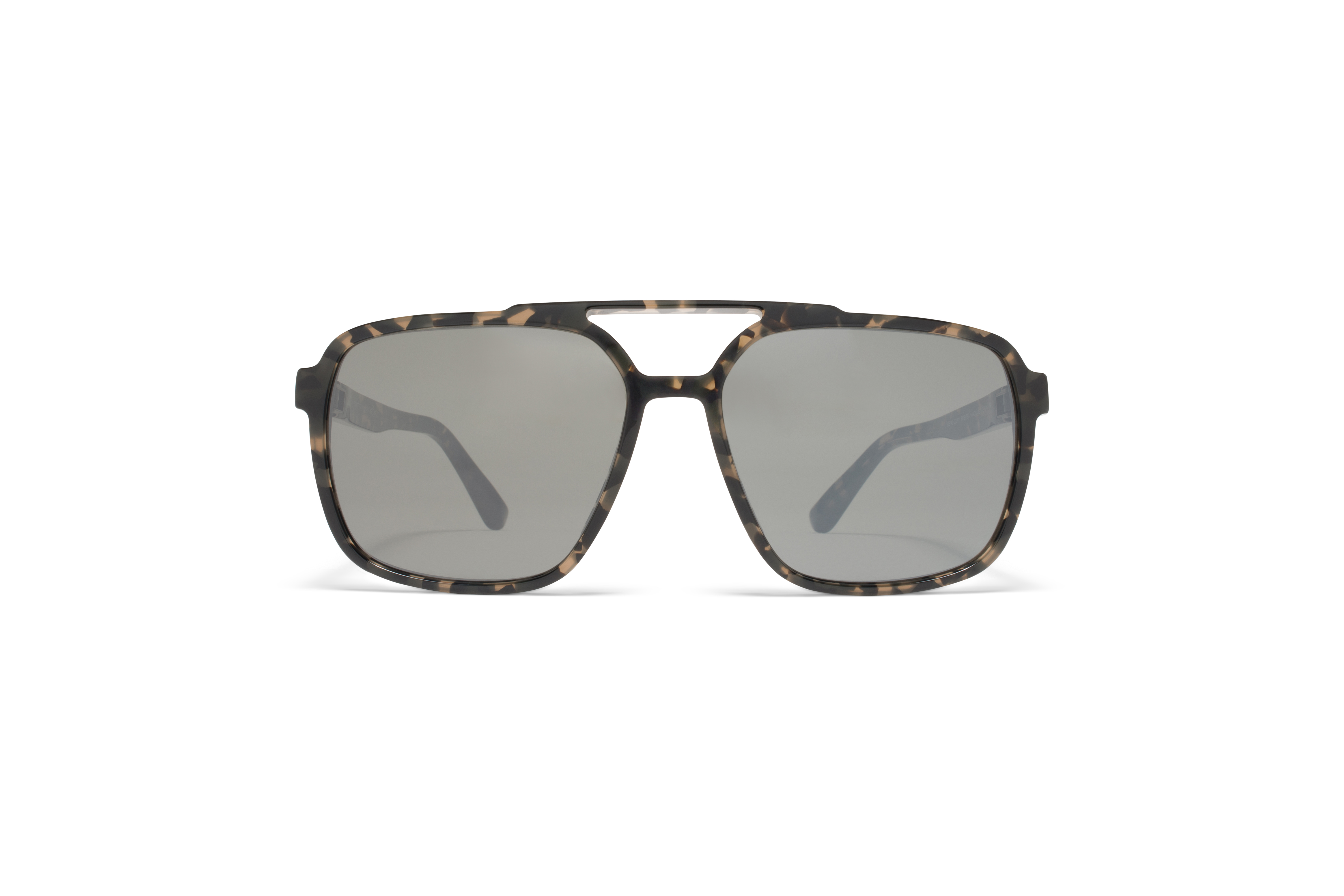MYKITA Decades Sun Albany Antigua Mirror Black