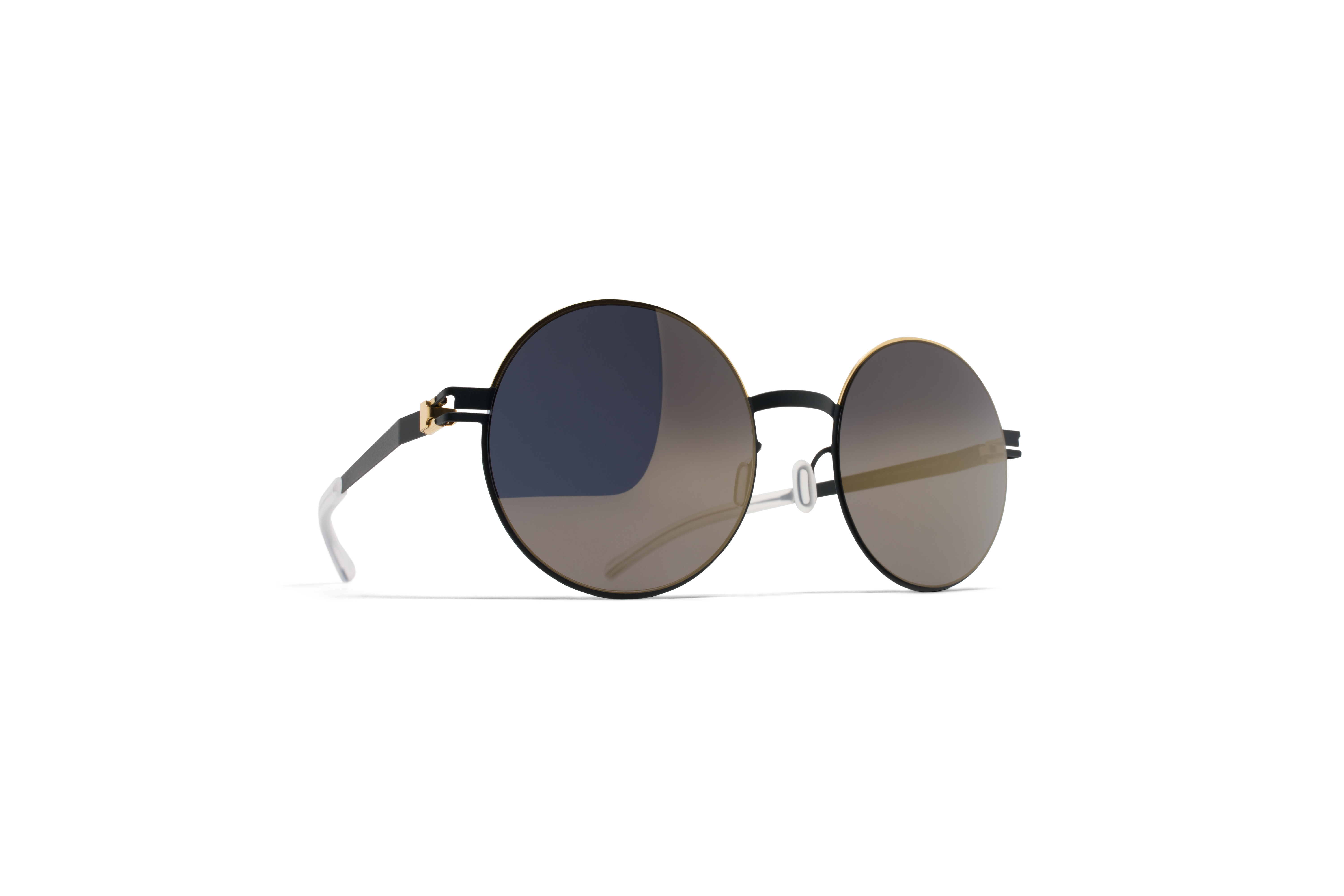 MYKITA Decades Sun Alice Gold Indigo Brilliantblue56a8ee22ccc6d
