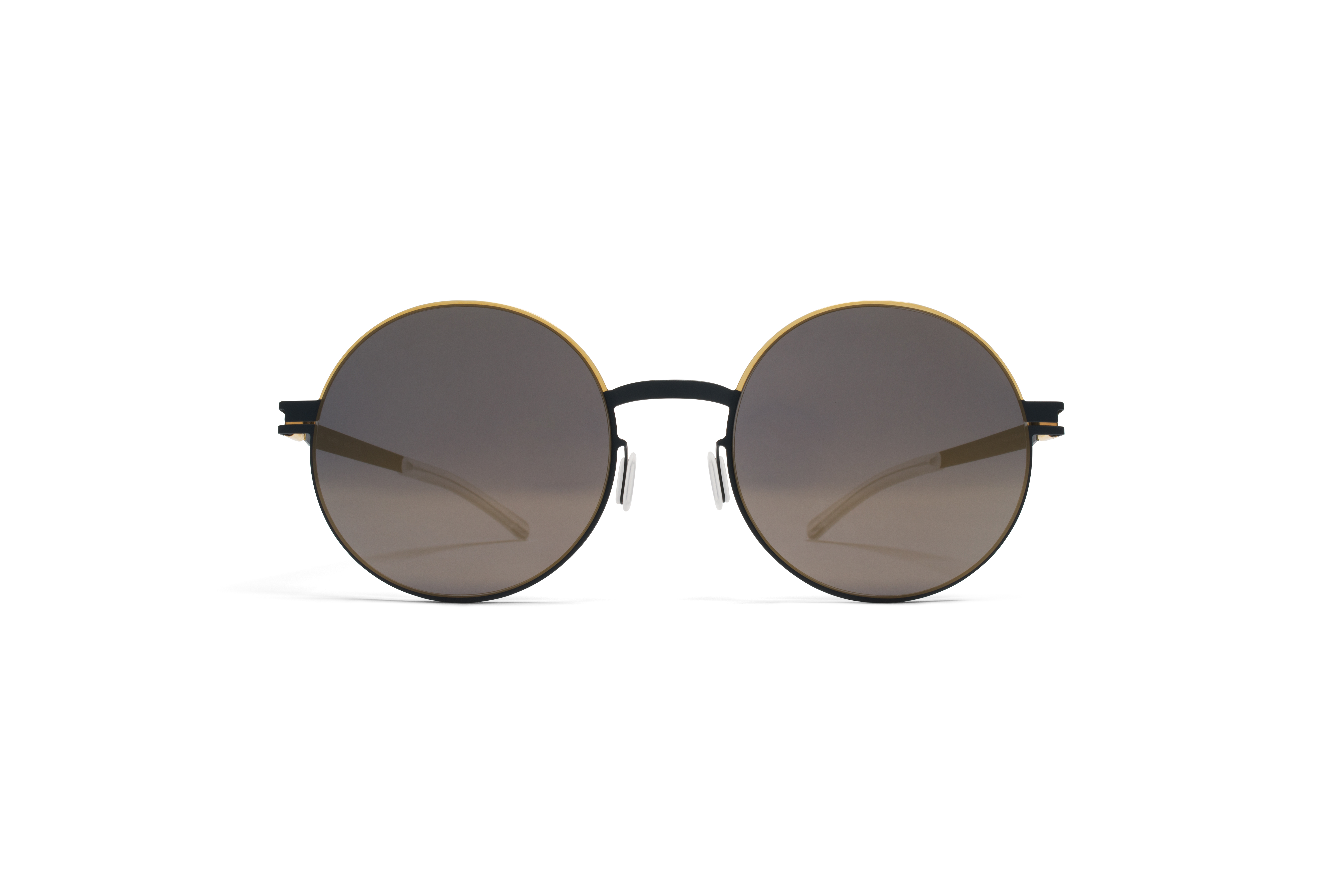 MYKITA Decades Sun Alice Gold Indigo Brilliantblue56a8ee2e73428