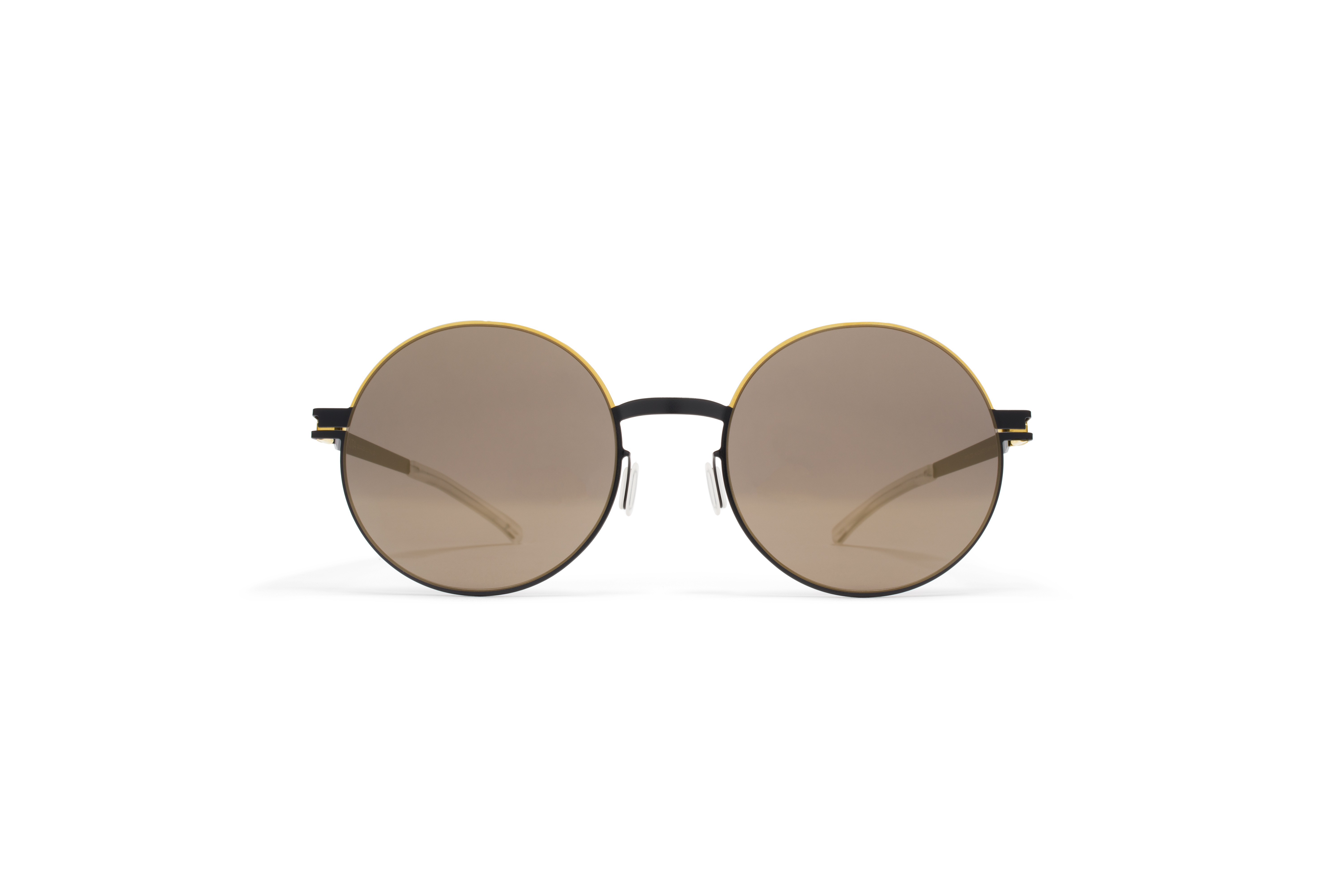 MYKITA Decades Sun Alice Gold Jetblack Brilliantgr562b44dc8c3aa