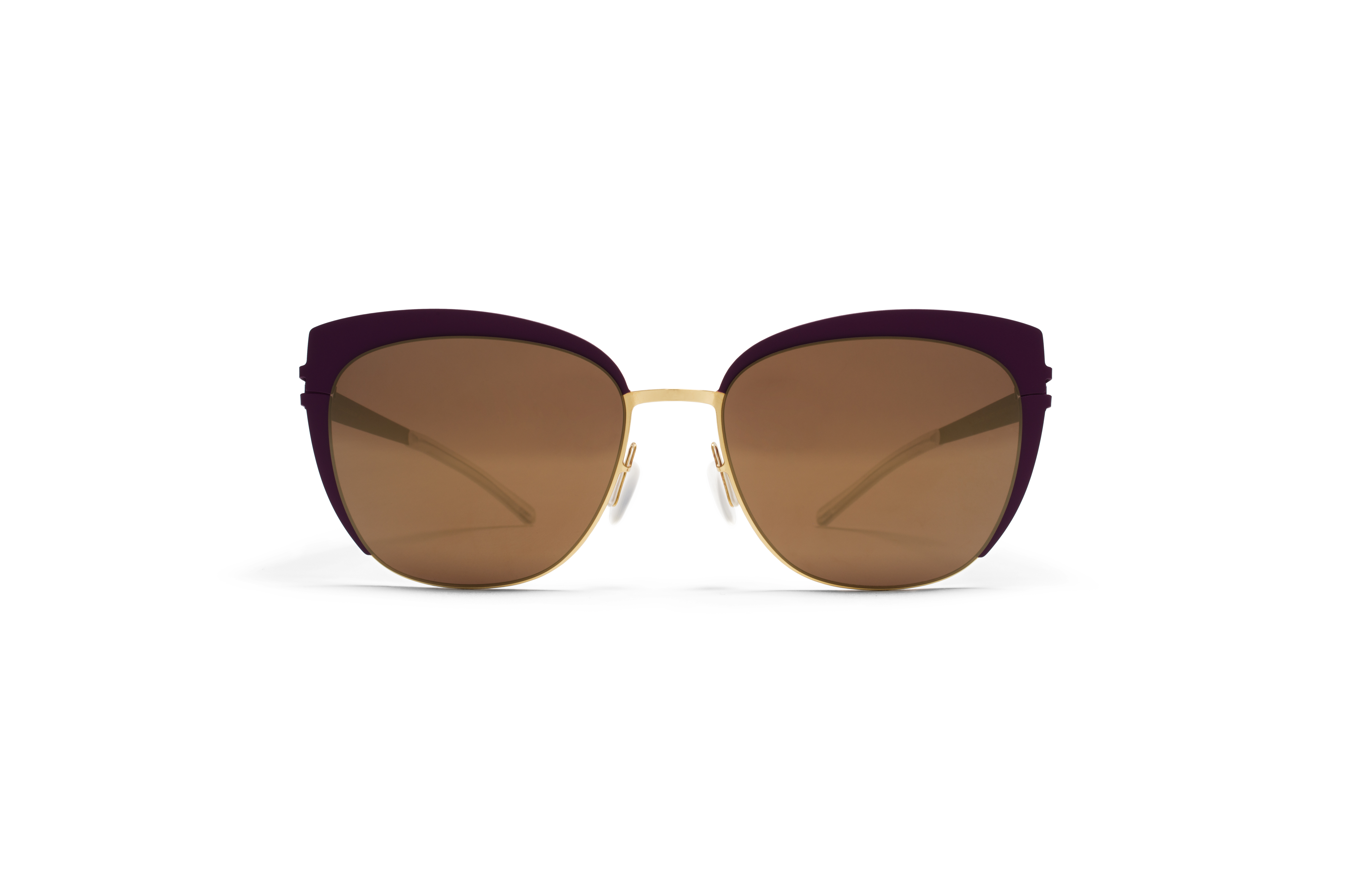 MYKITA Decades Sun Bellyn Gold Purpleviolet Brilli56eaaba119109