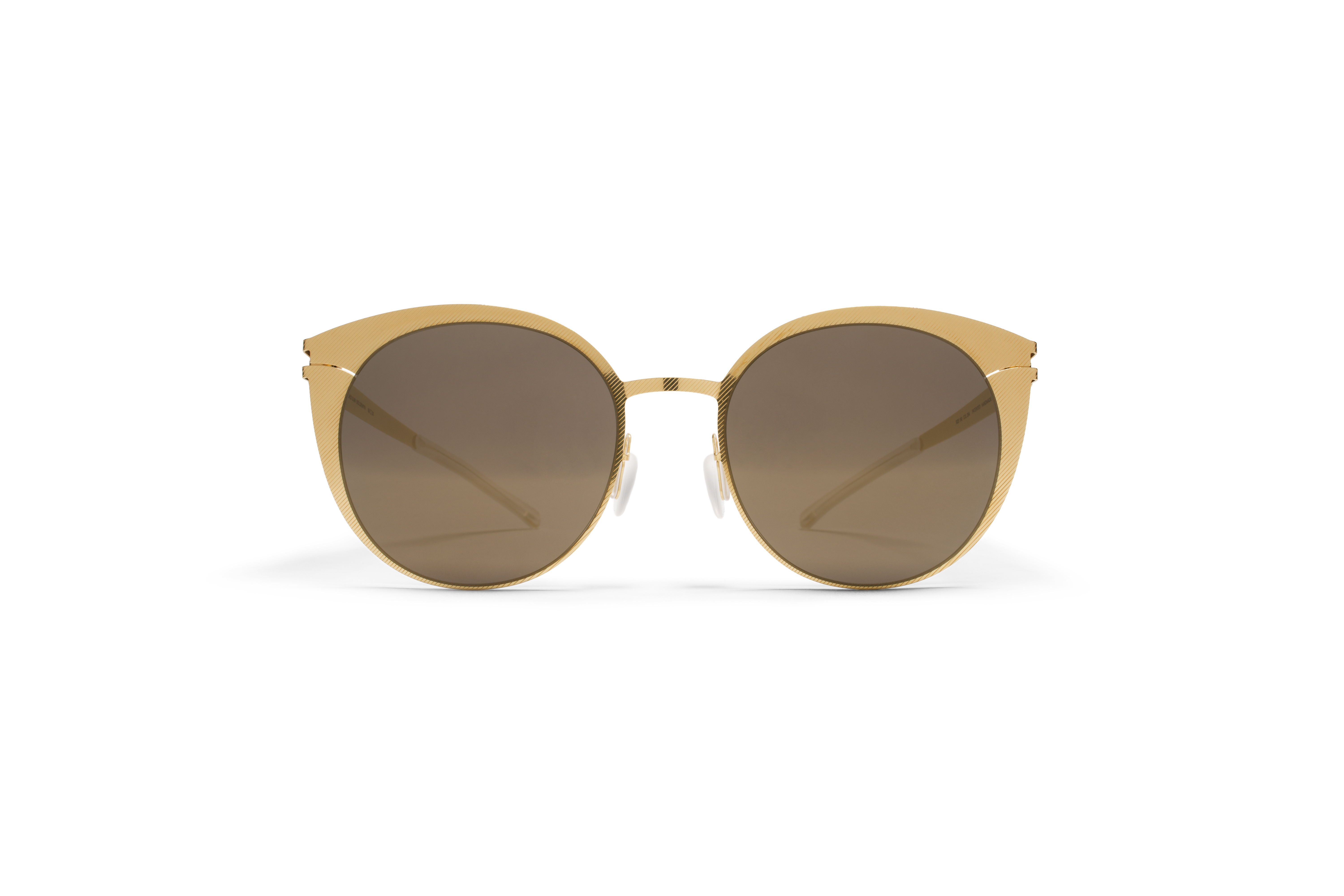 MYKITA Decades Sun Boldewyn Gold Hatch Brilliantgr56eaab246c506