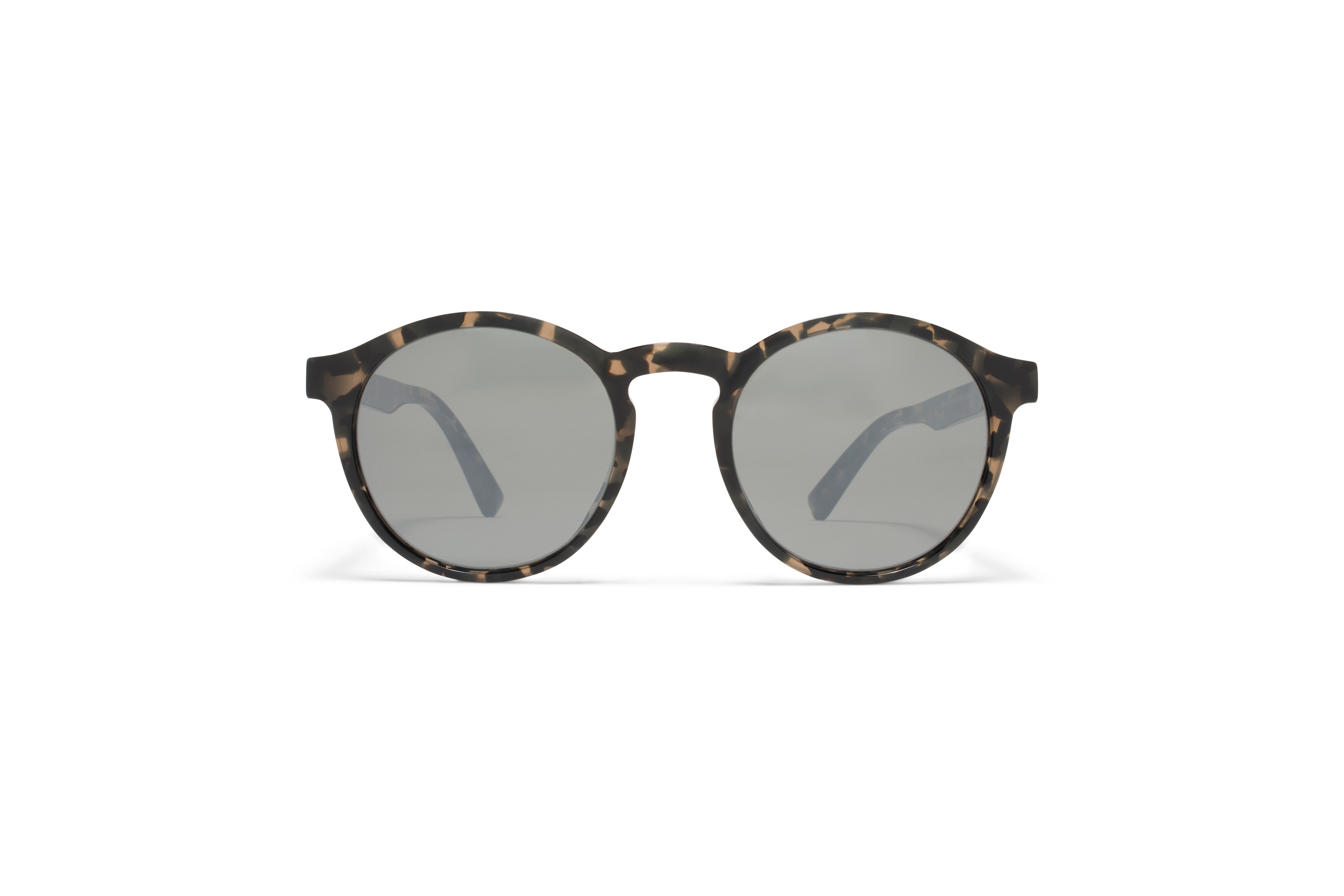 MYKITA Decades Sun Bowery Antigua Mirror Black