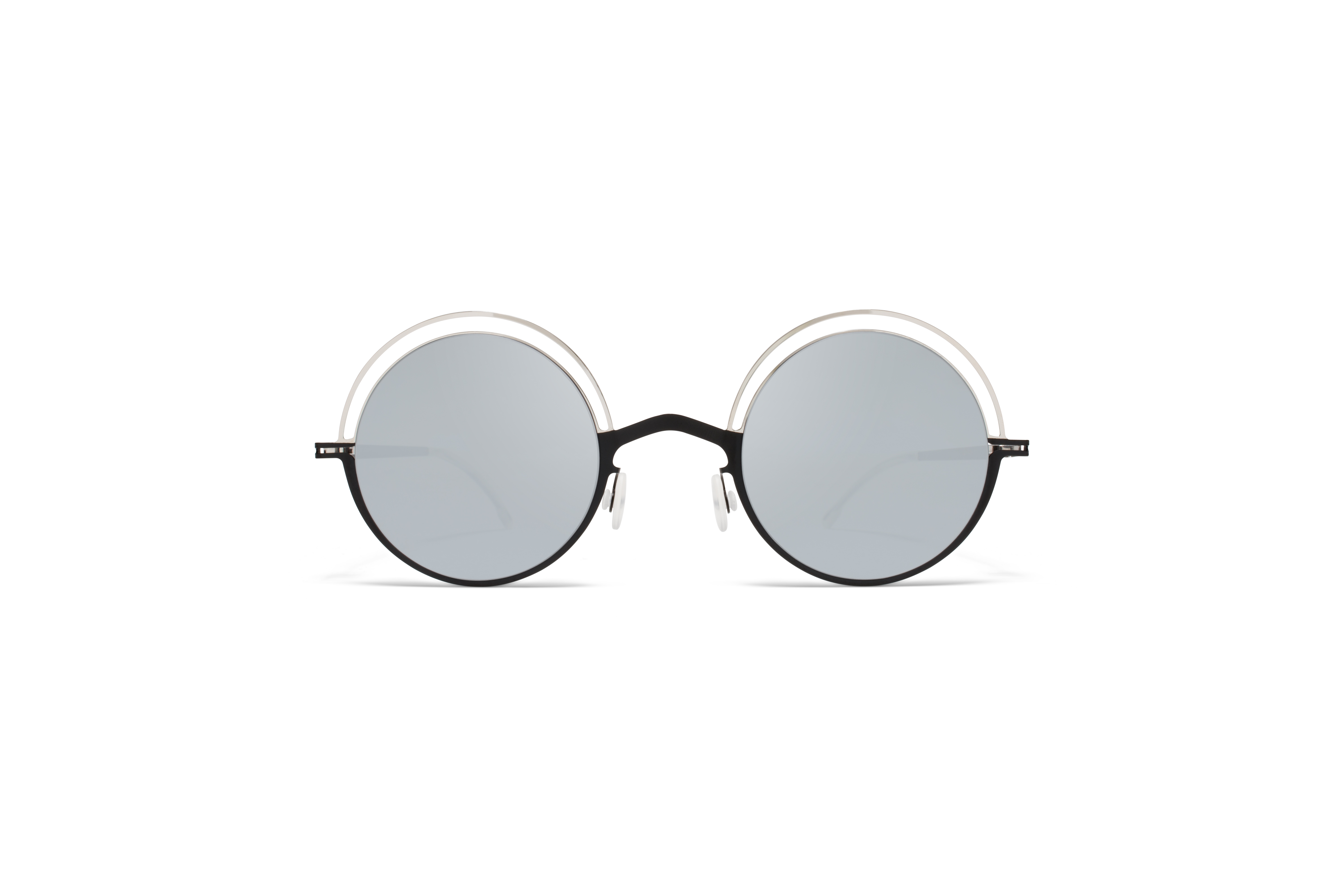 MYKITA Decades Sun Bueno Silver Black Silver Flash58ab1b47c87f2