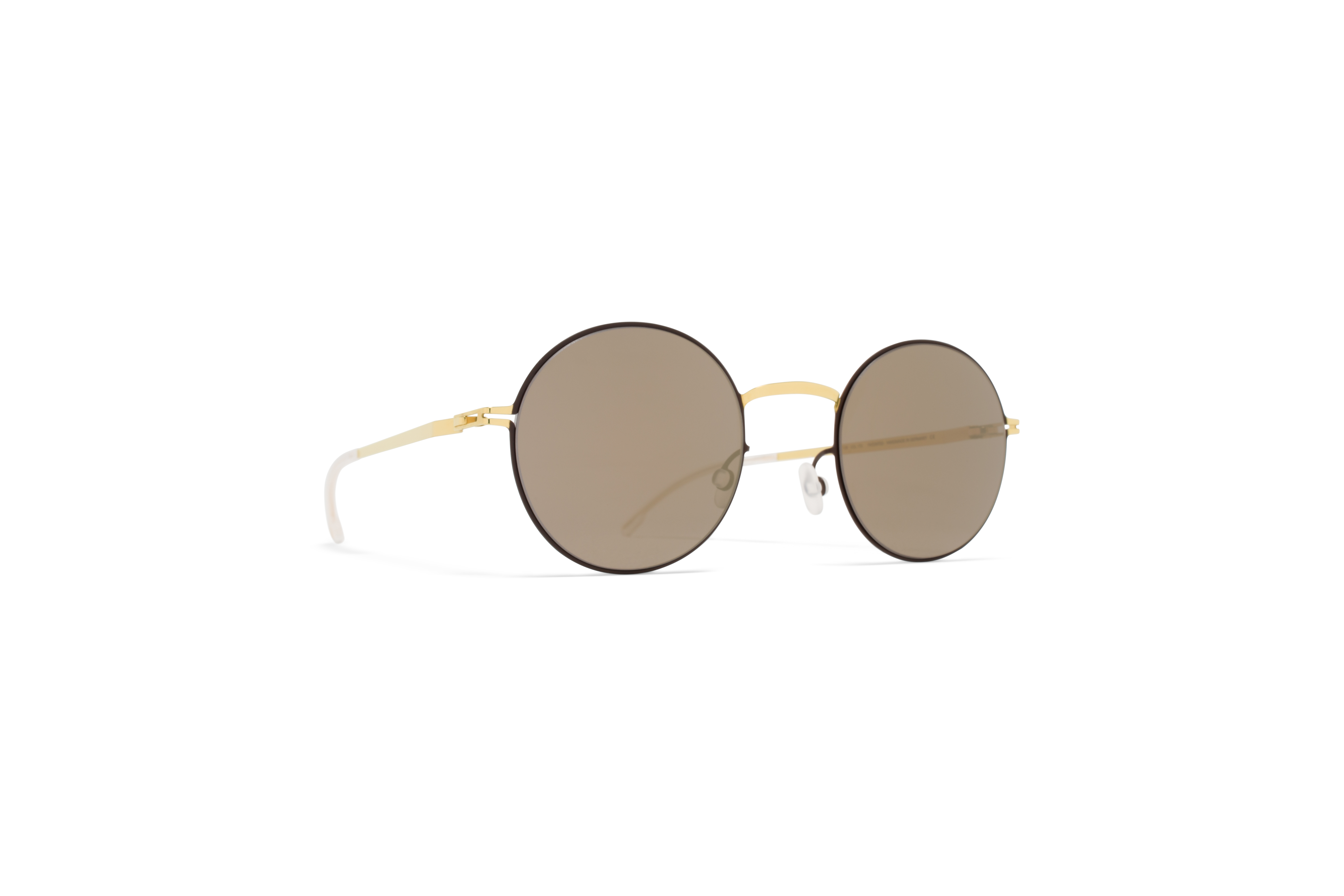 MYKITA Decades Sun Ennio Gold Terra Brilliantgrey58d31aa51496b