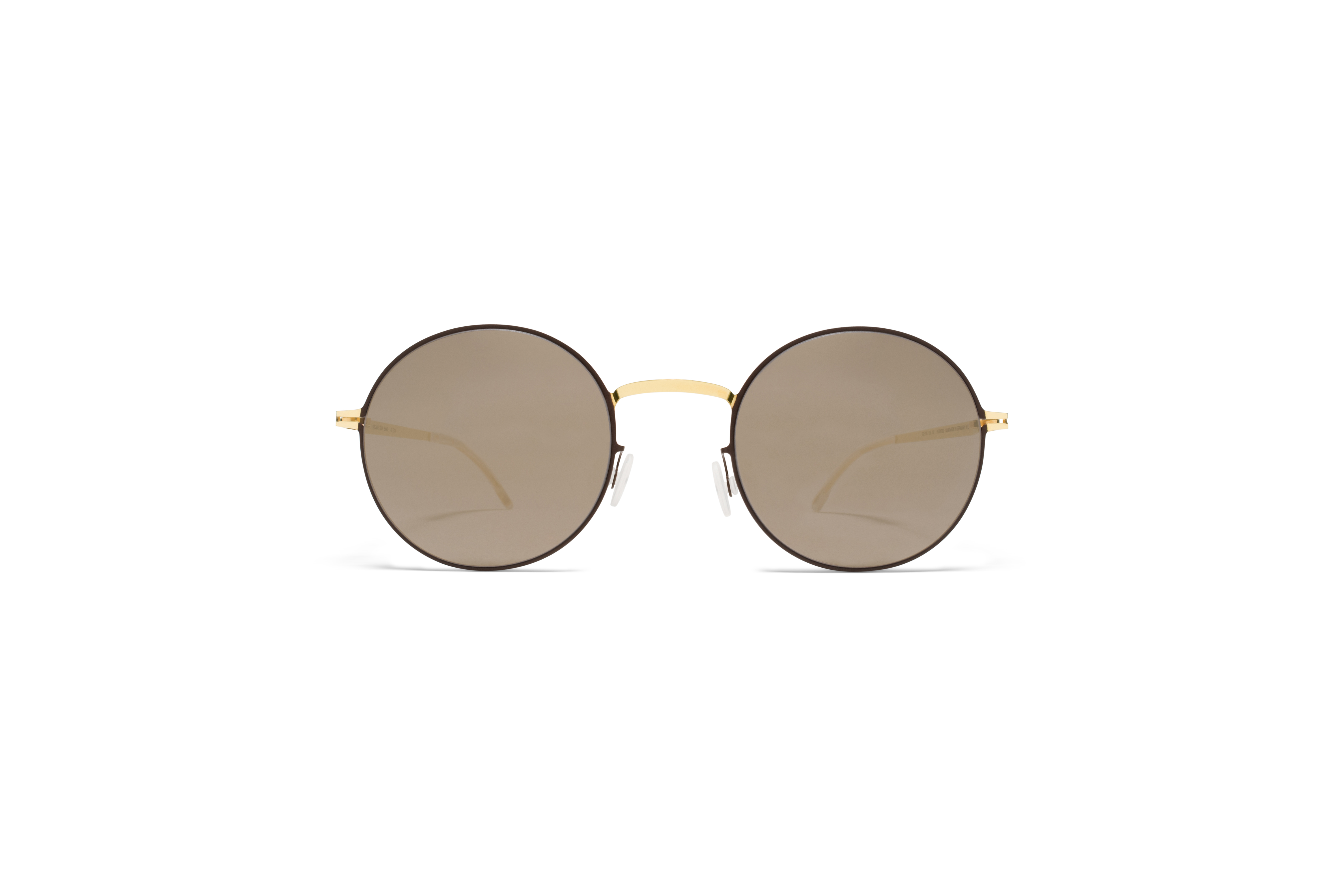 MYKITA Decades Sun Ennio Gold Terra Brilliantgrey58d31ab9460b8