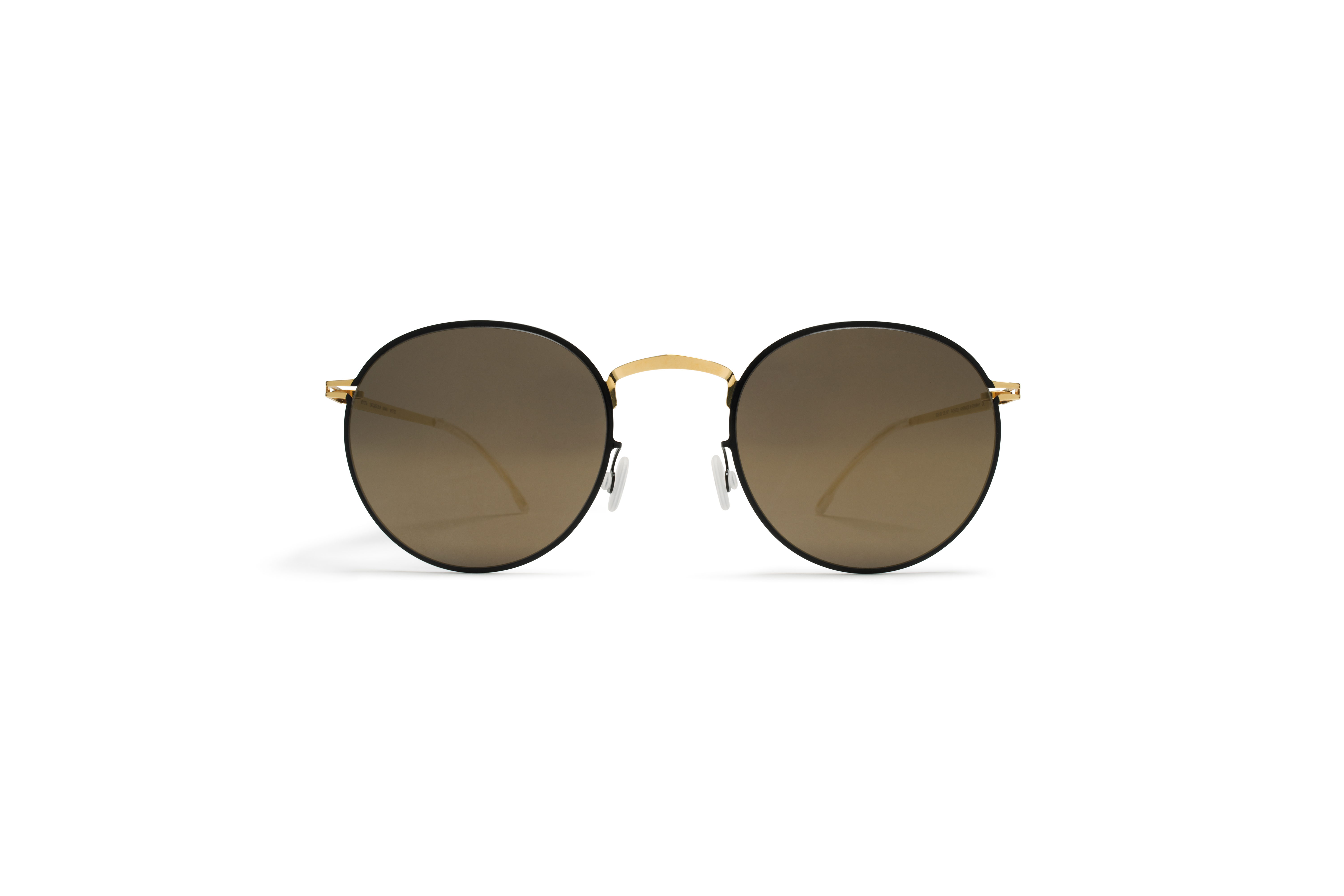 MYKITA Decades Sun Gianni Gold Jetblack Brilliantg56bb1d442d9ab