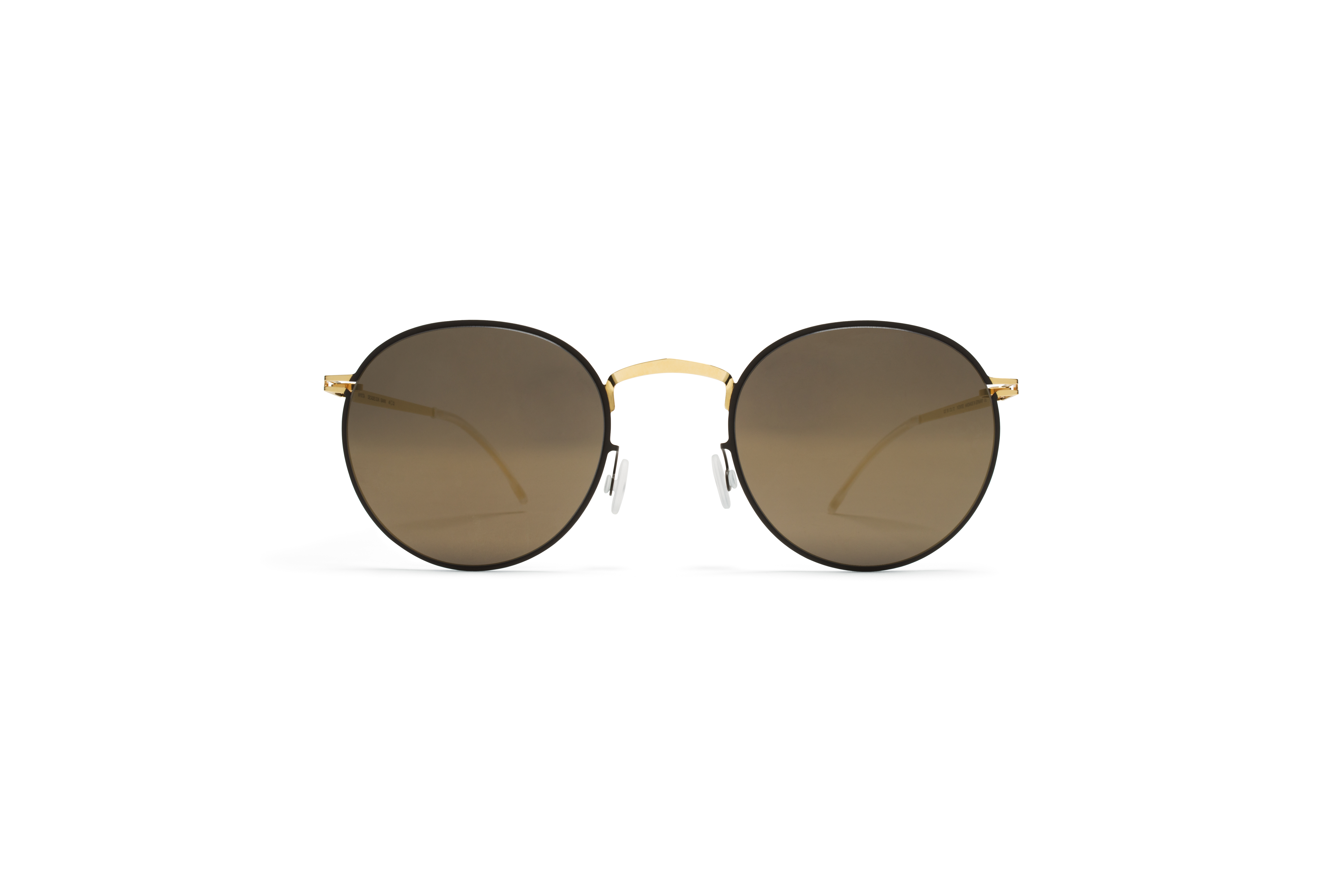 MYKITA Decades Sun Gianni Gold Terra Brilliantgrey56bb1d47bc499