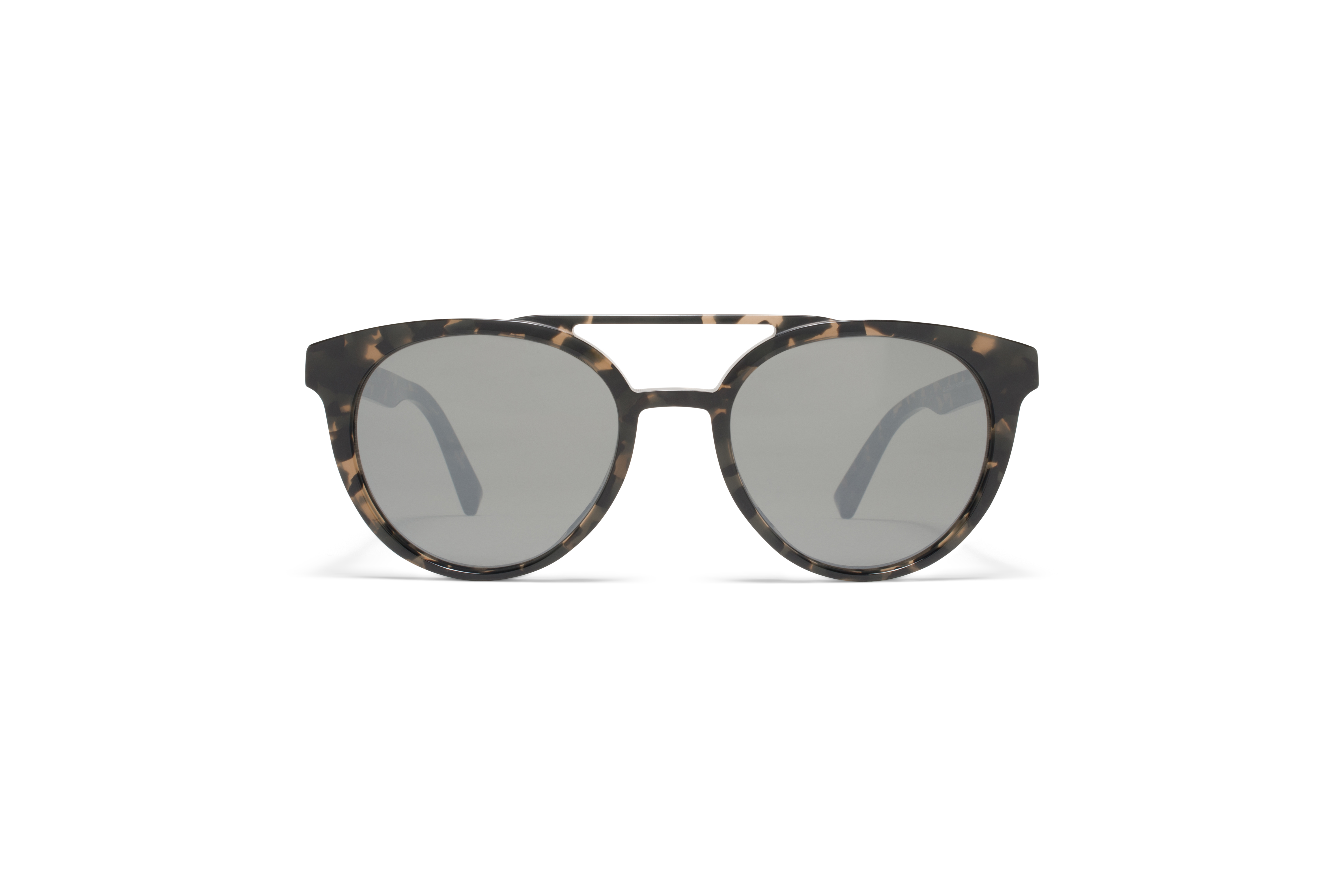 MYKITA Decades Sun Giles Antigua Mirror Black