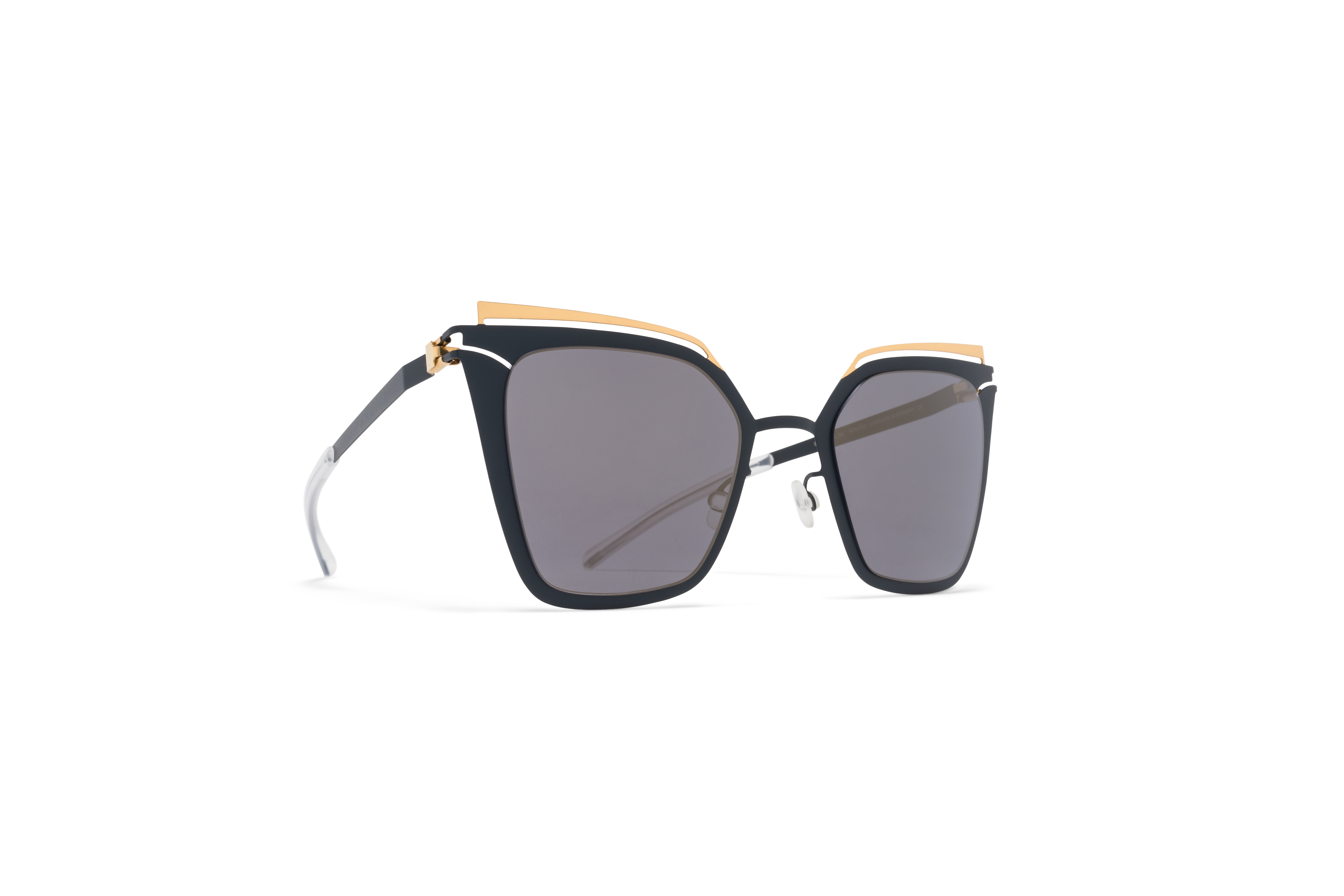 MYKITA Decades Sun Kendall Gold Indigo Brilliant B59fb224adc442