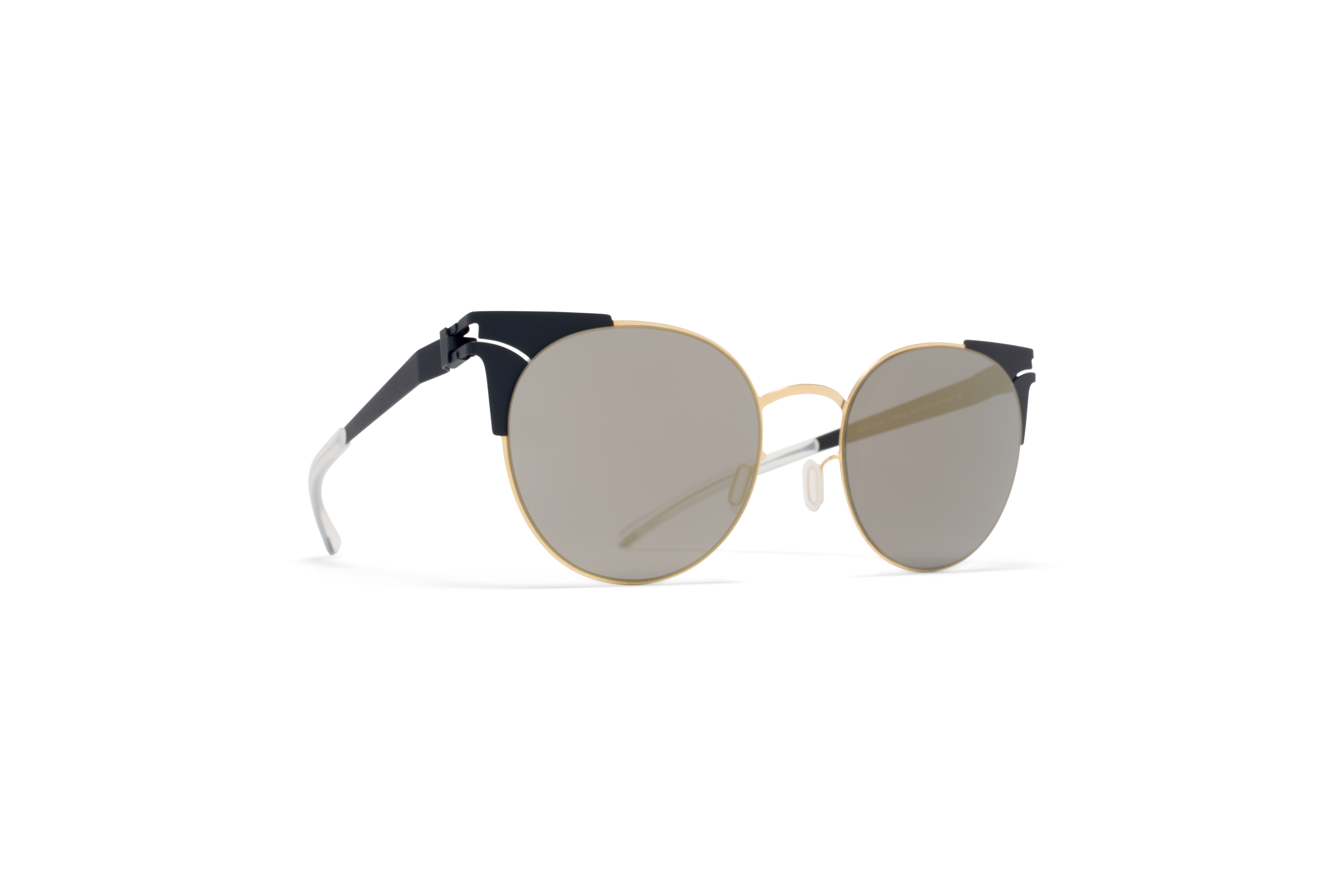 MYKITA Decades Sun Lulu Gold Indigo Brilliantblue58d31b2c30b12