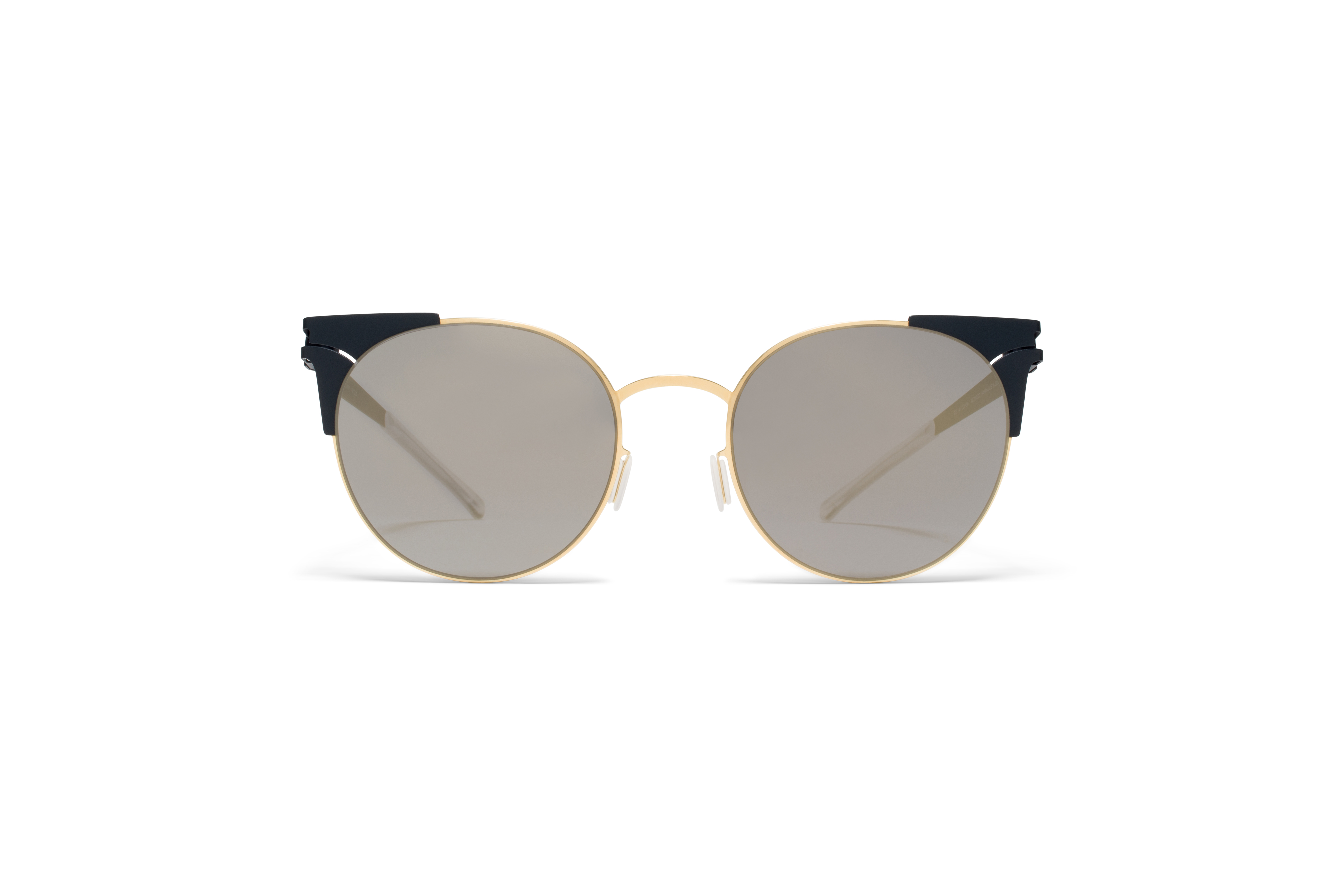 MYKITA Decades Sun Lulu Gold Indigo Brilliantblue58d31b592a199