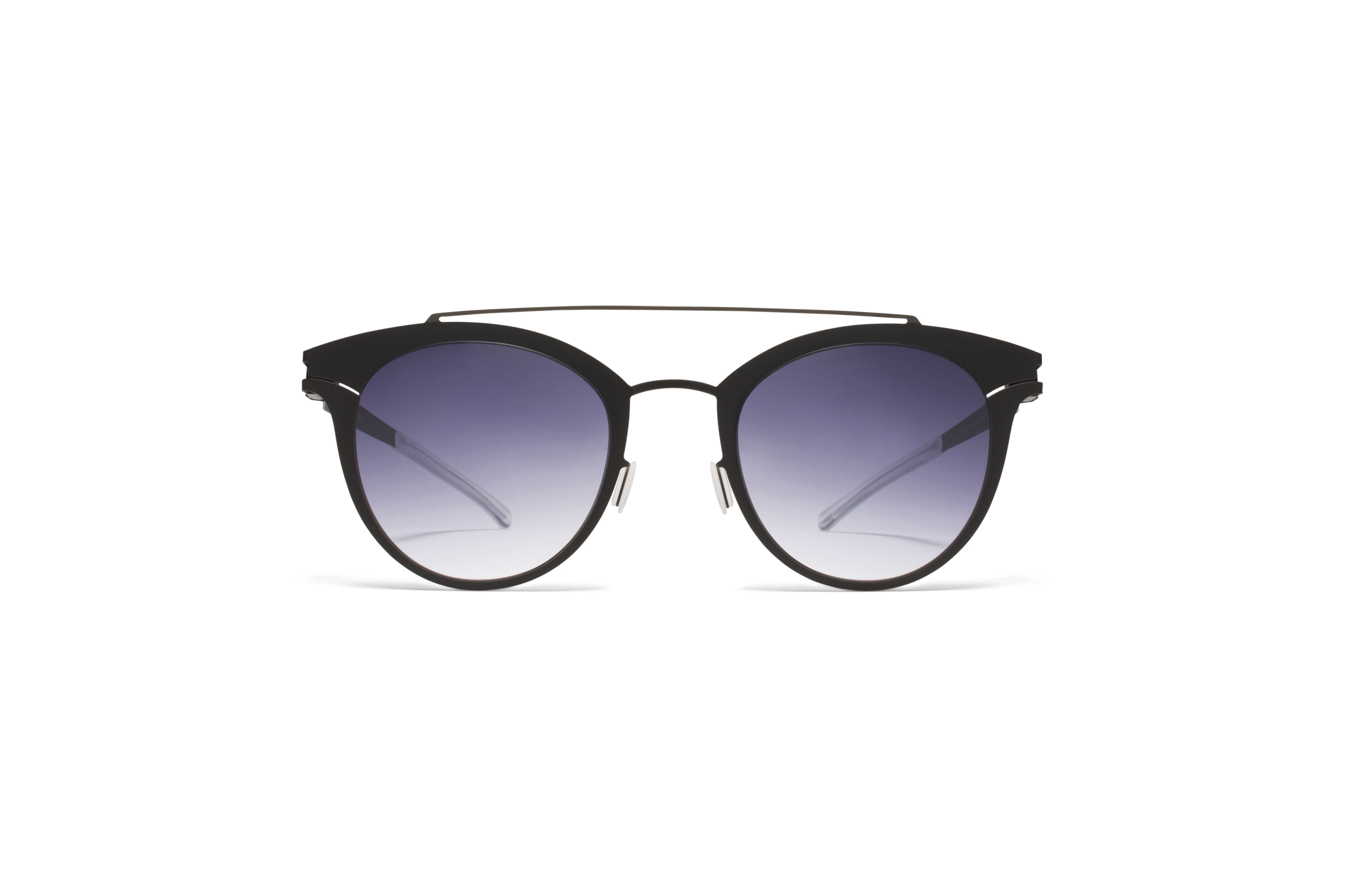 MYKITA Decades Sun Margo Shinyblack Black Black Gr58d31db0ed270