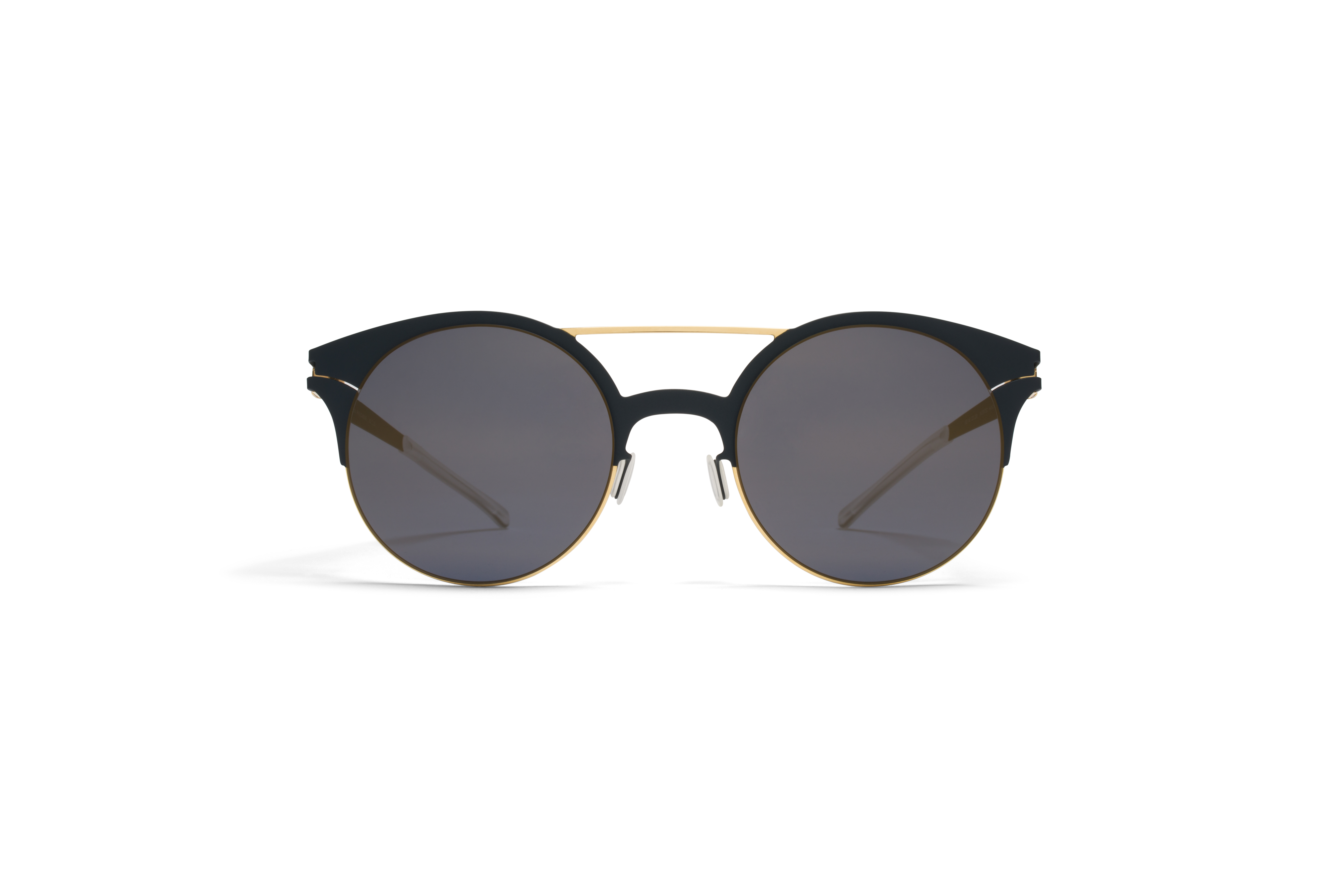 MYKITA Decades Sun Philomene Gold Indigo Brilliant56a8ef5551a3e