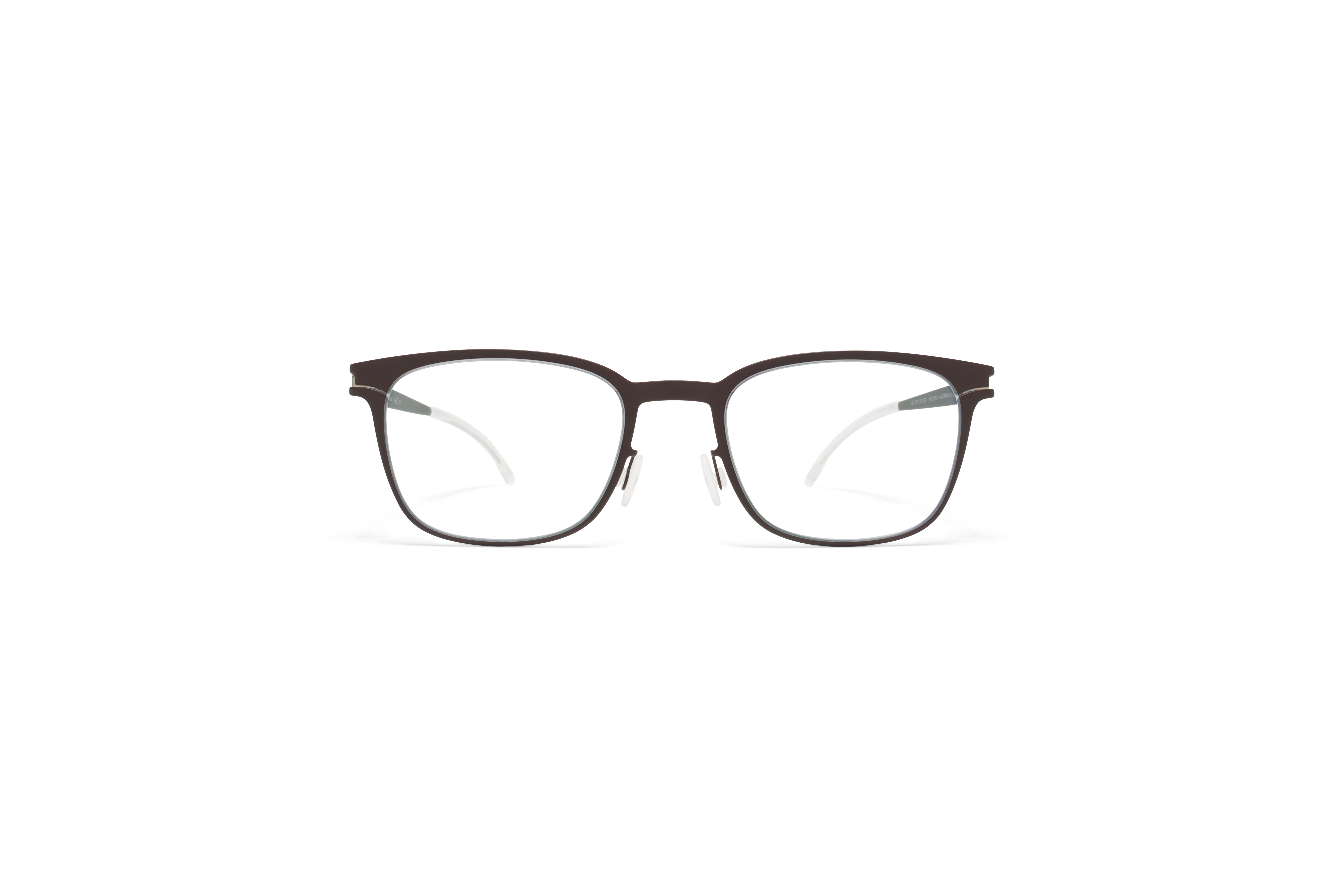 MYKITA First Rx Falcon R13 Darkbrown Clear