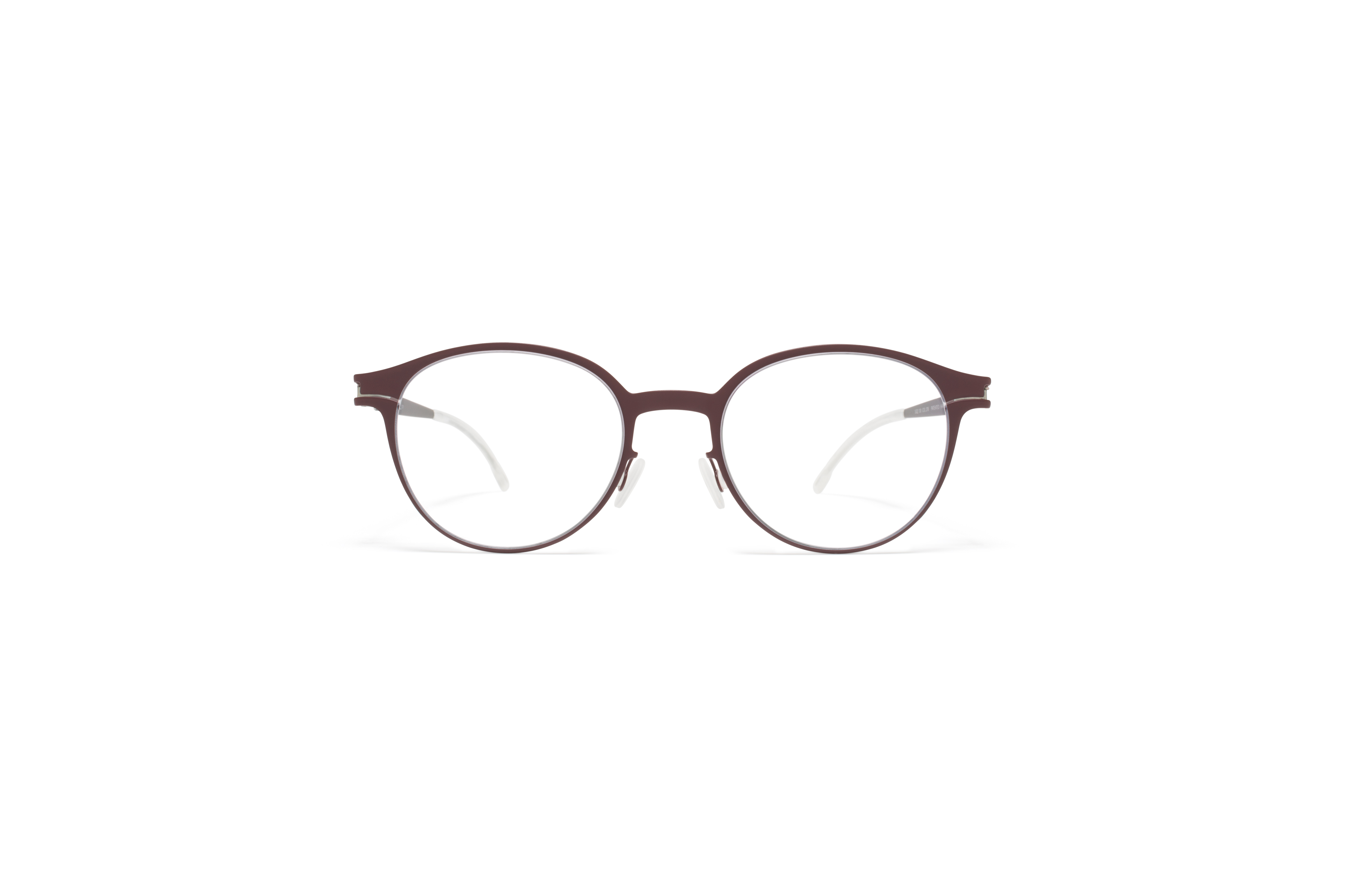 MYKITA First Rx Koala R13 Darkbrown Clear