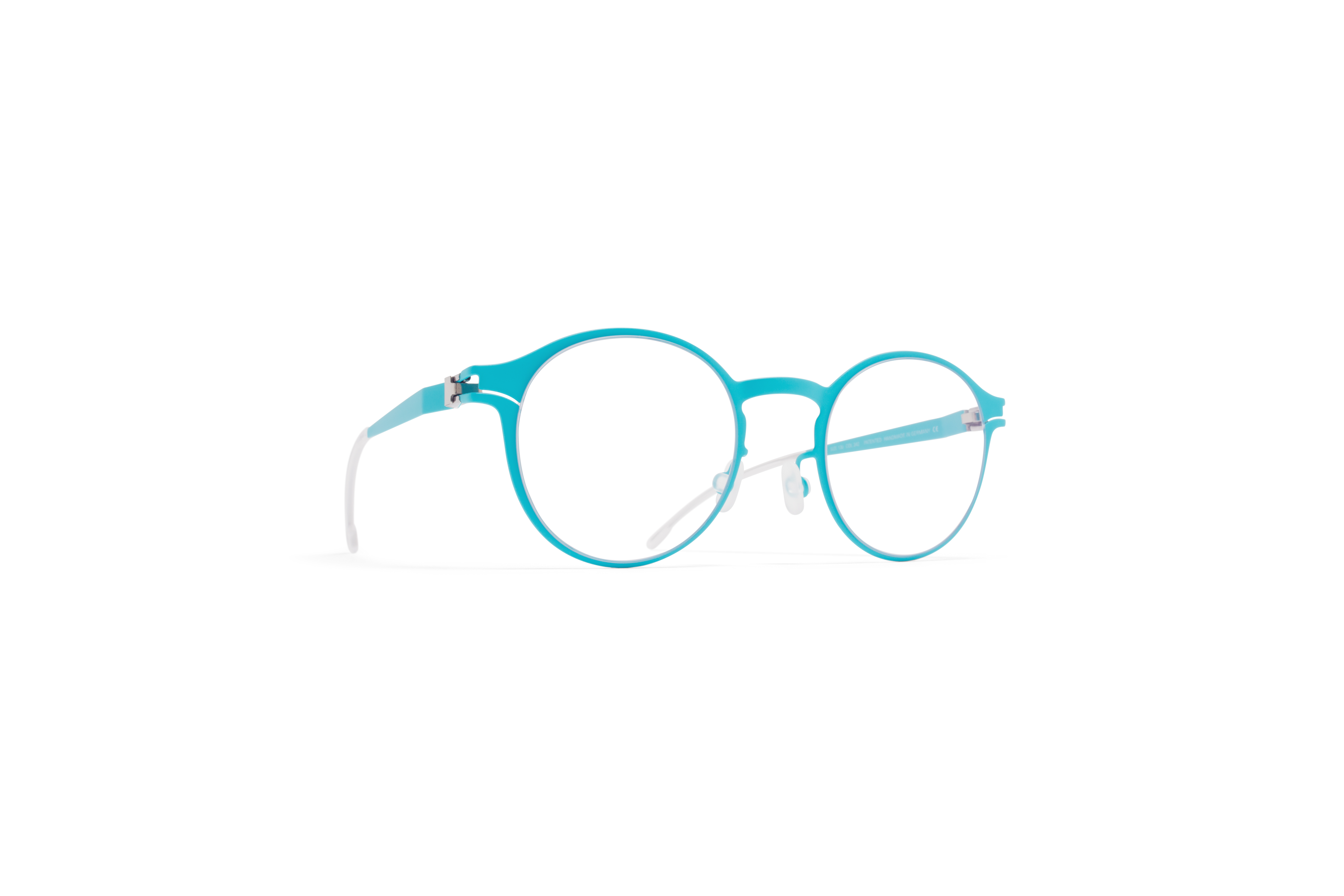 MYKITA First Rx Owl R12 Turquoise Clear