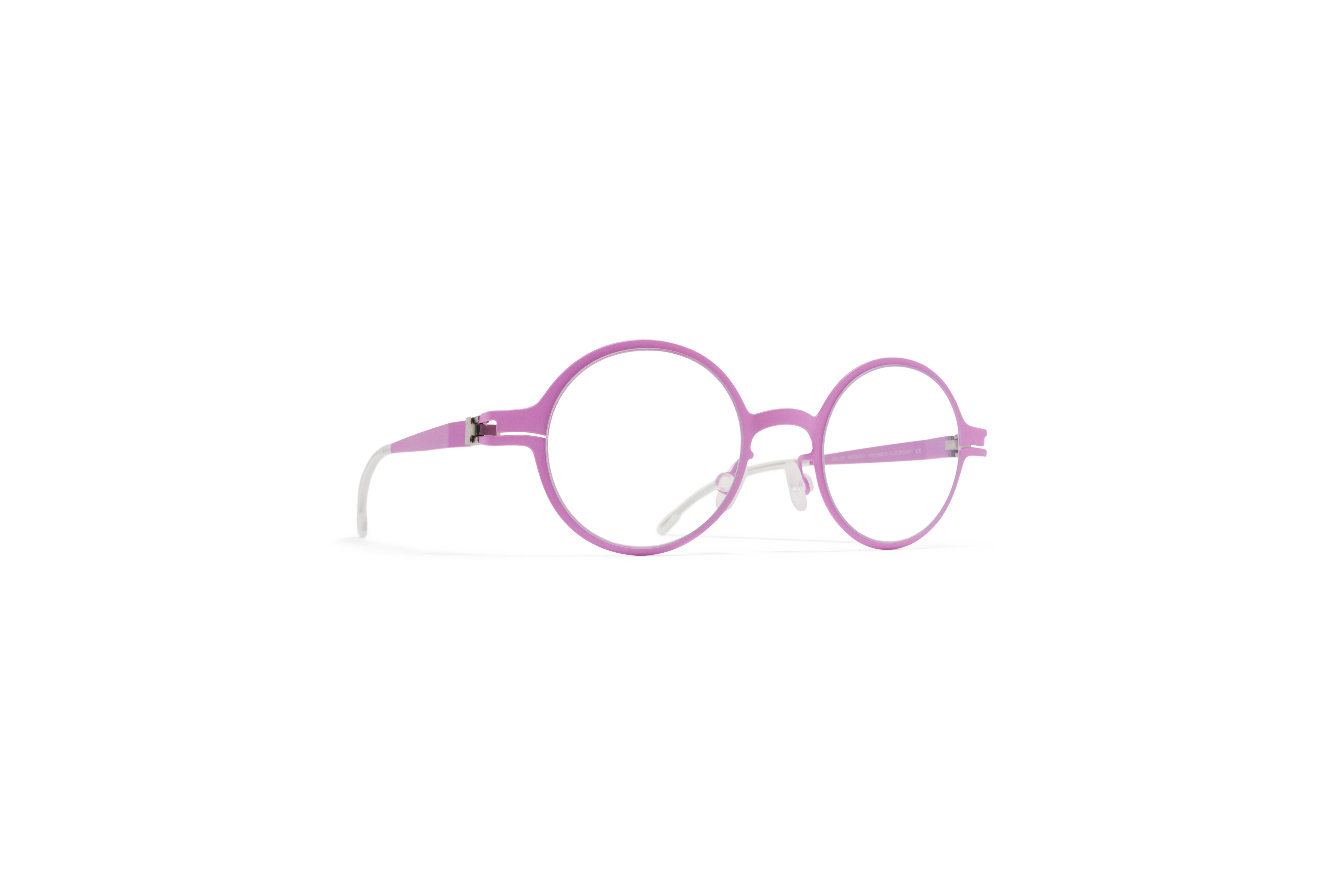 MYKITA First Rx Panda R11 Pale Lilac Clear