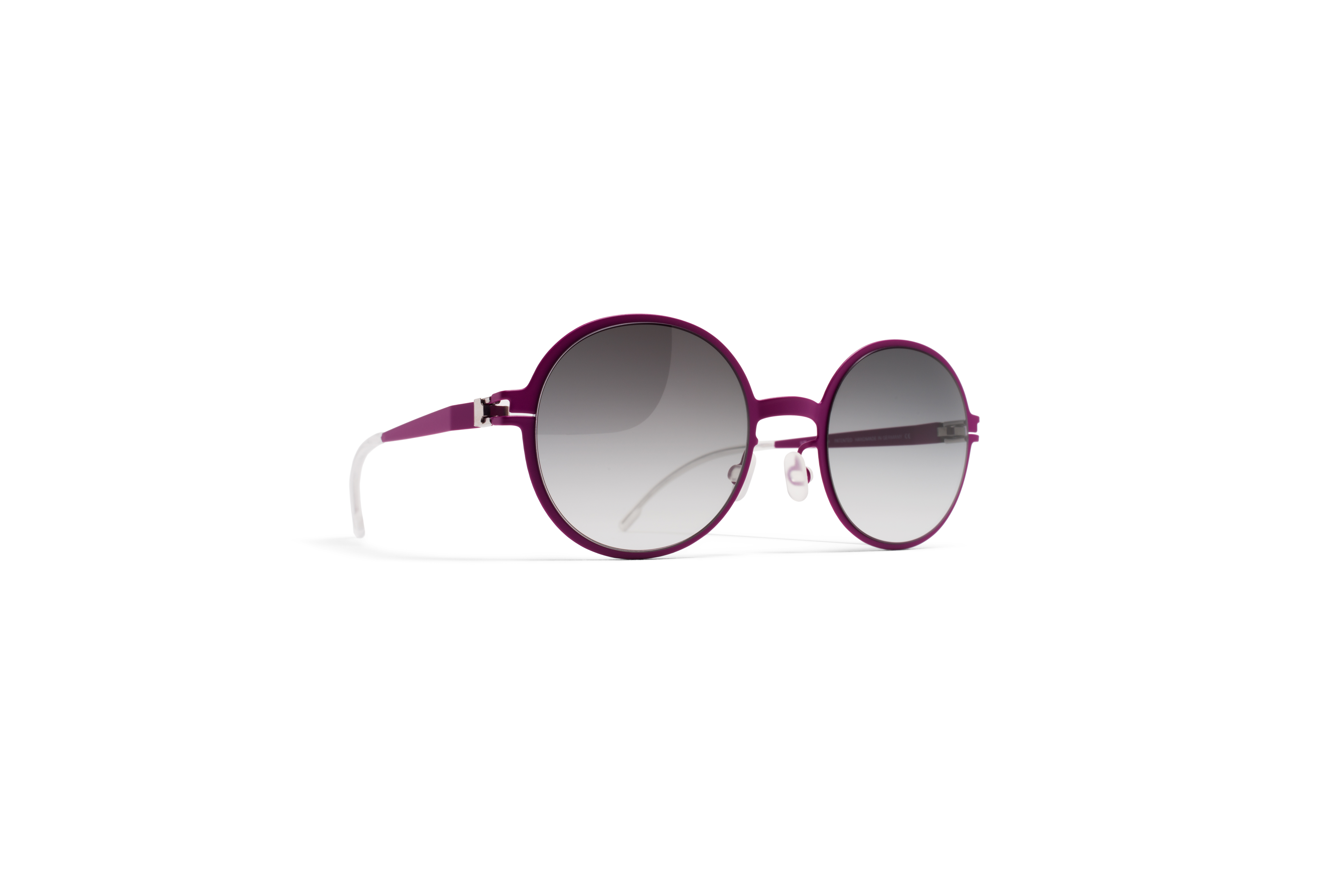 MYKITA First Sun Sun Flamingo R2 Lilac Black Gradi