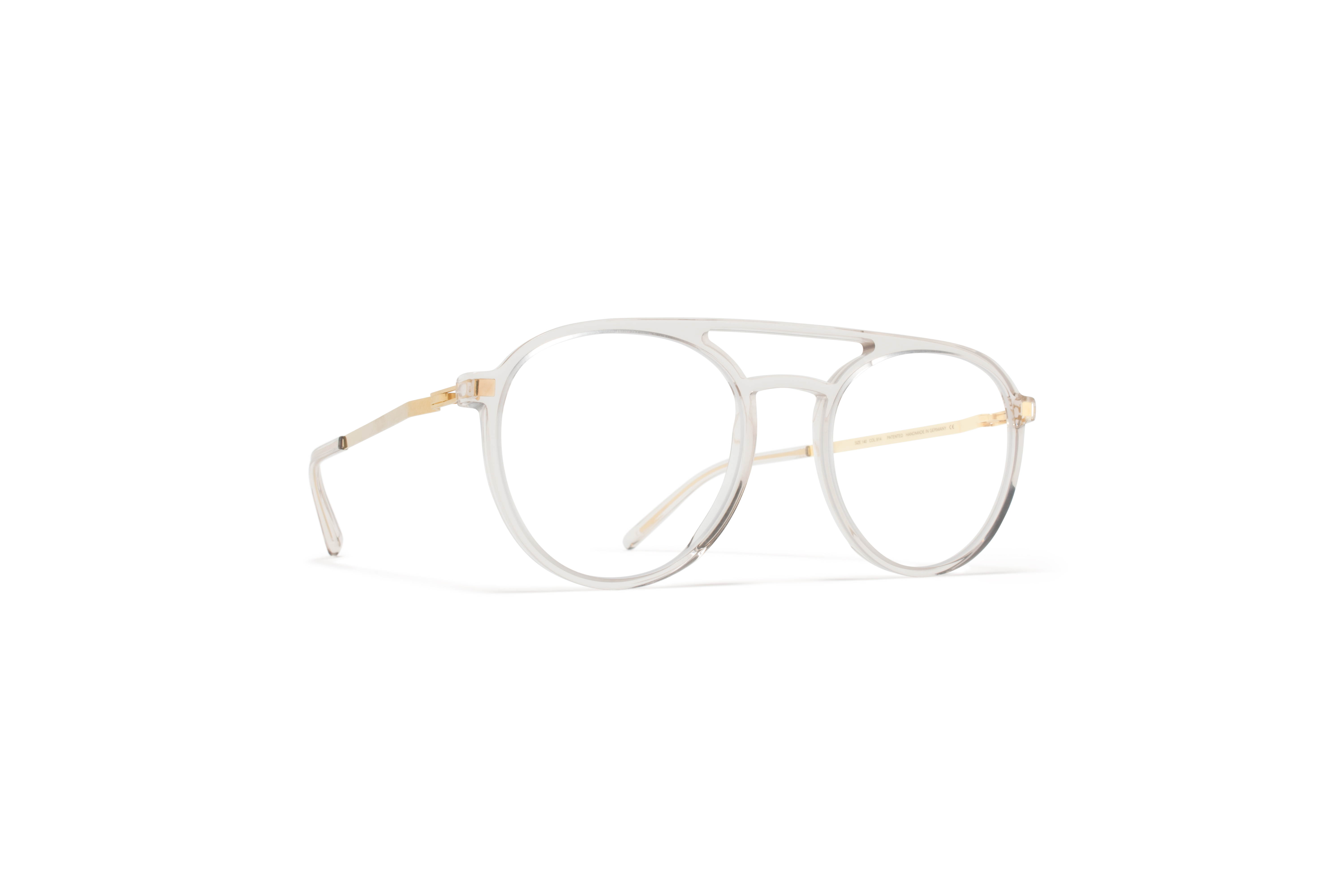 MYKITA Lite Acetate Rx Miki C1 Champagne Glossygol58d306aad4339