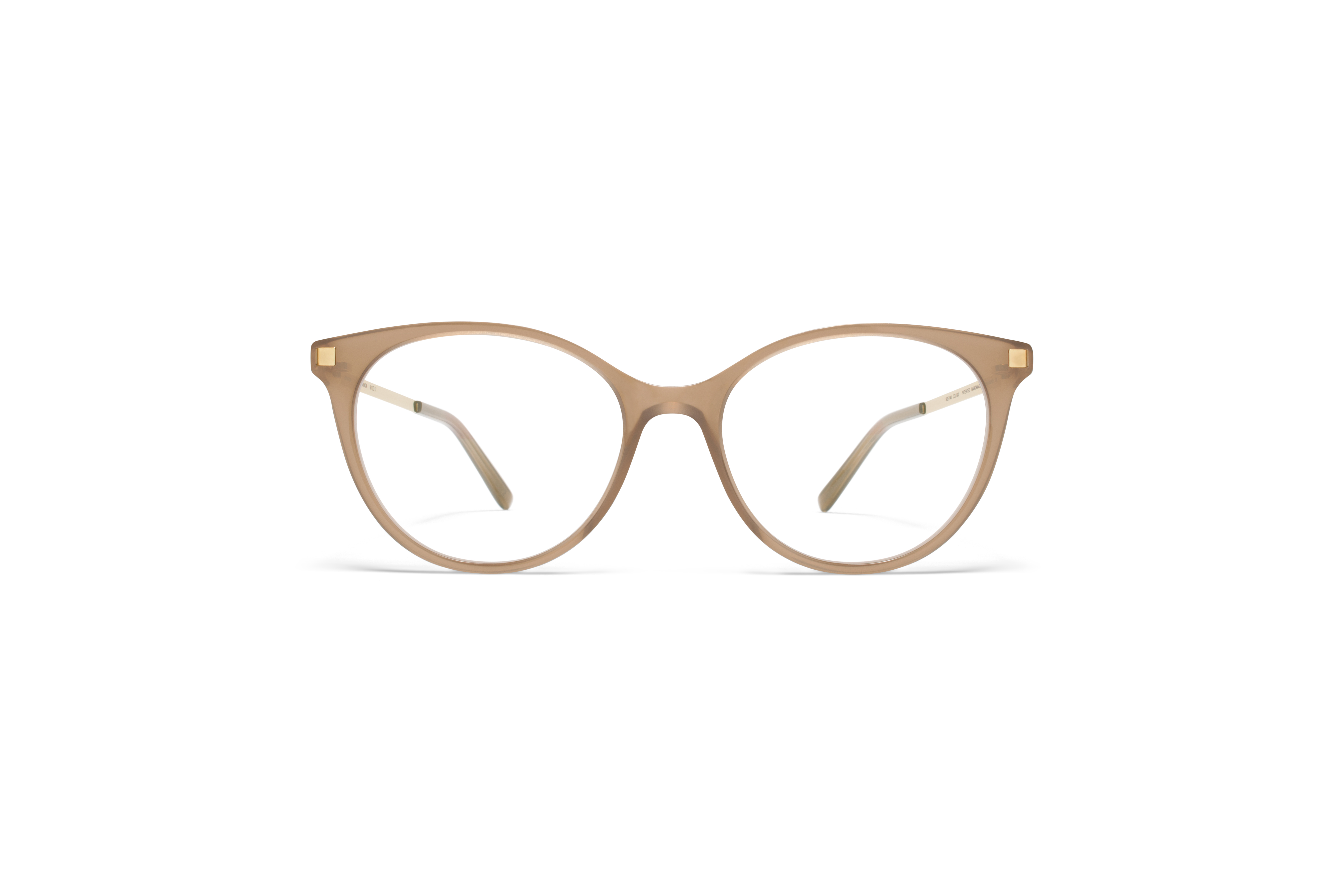 MYKITA Lite Acetate Rx Nanook C7 Taupe Glossygold5808accfbd688