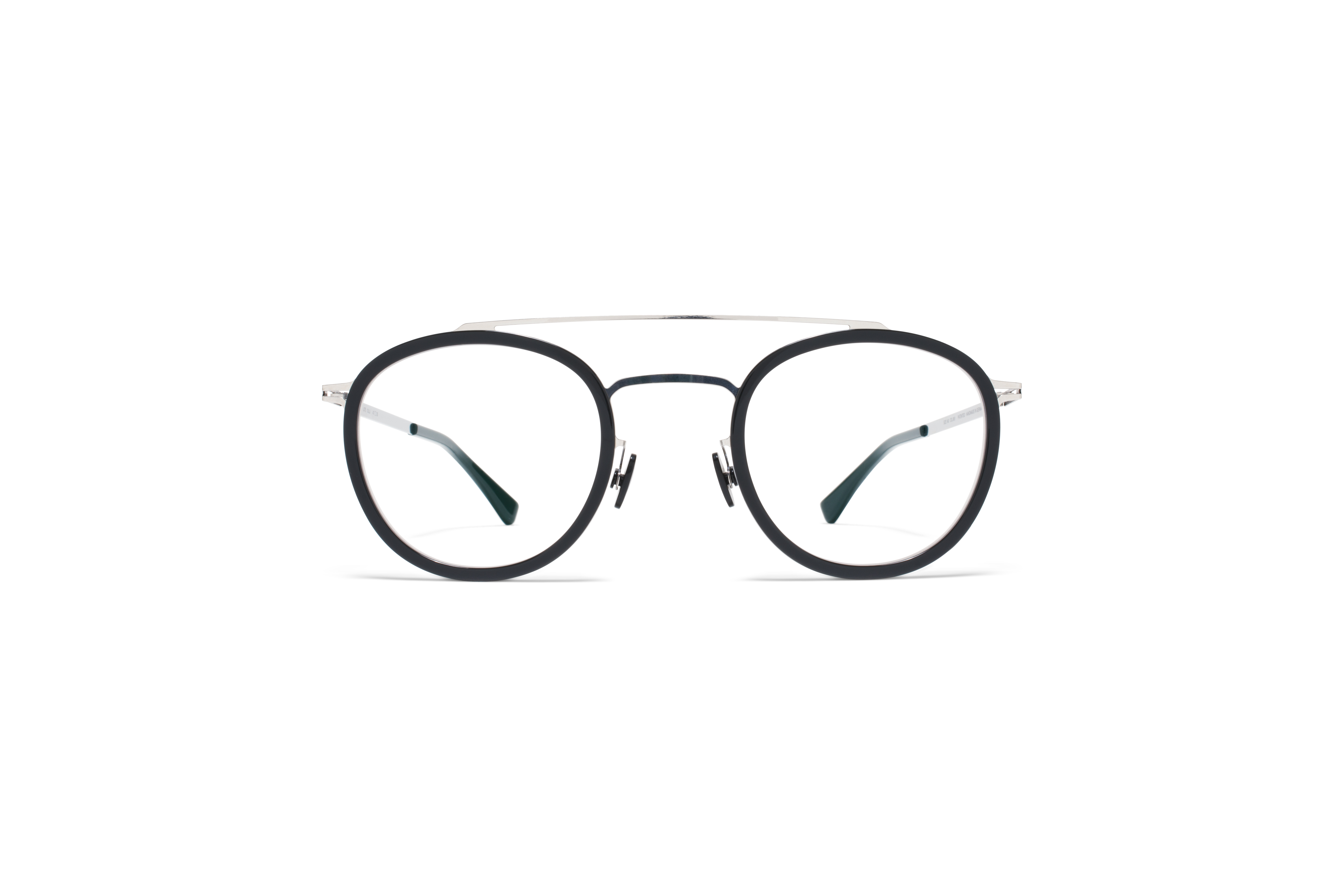 MYKITA Lite Acetate Rx Olli A21 Shiny Silver Storm58ab0aec3921f