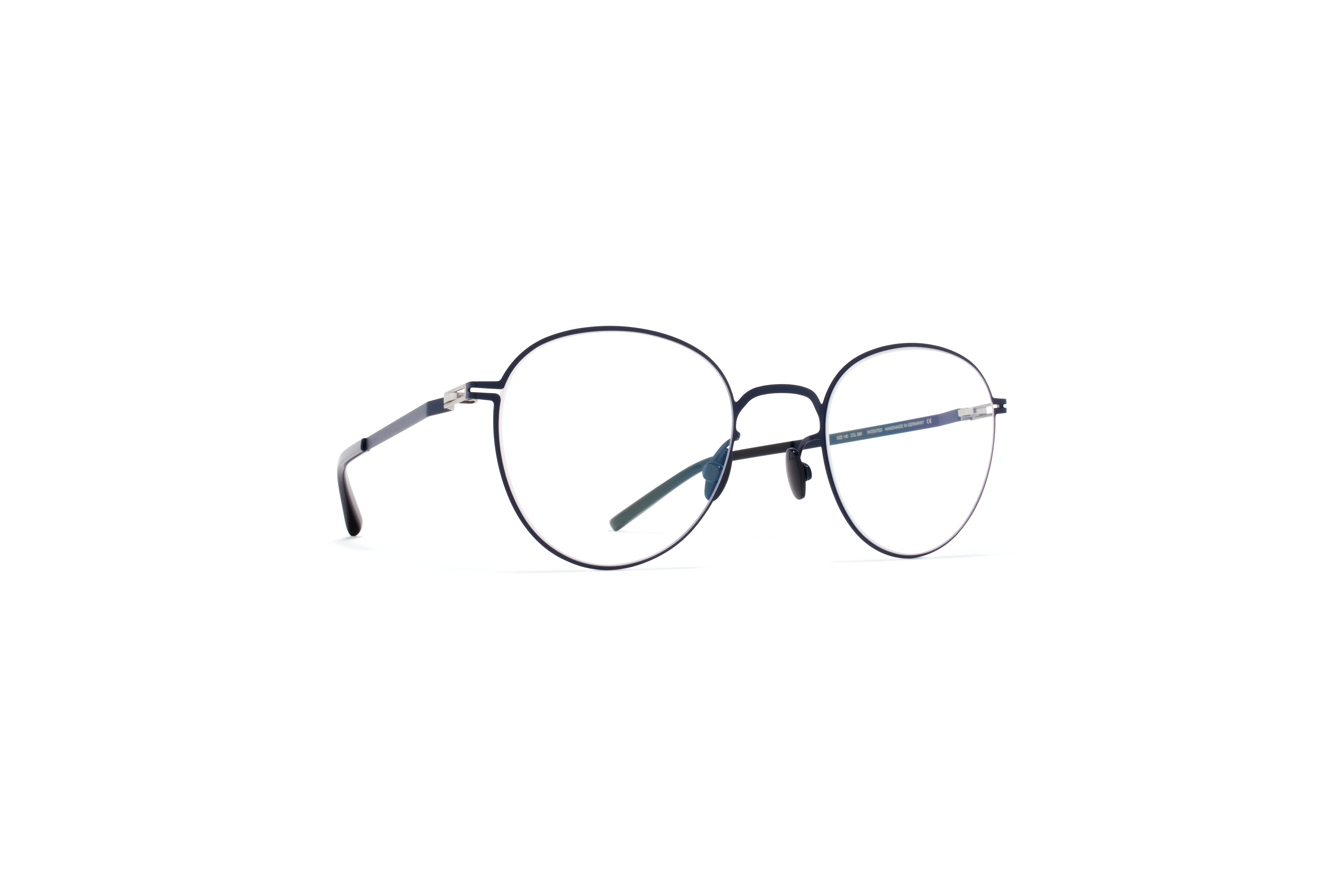 MYKITA Lite Acetate Rx Ove Navy Clear