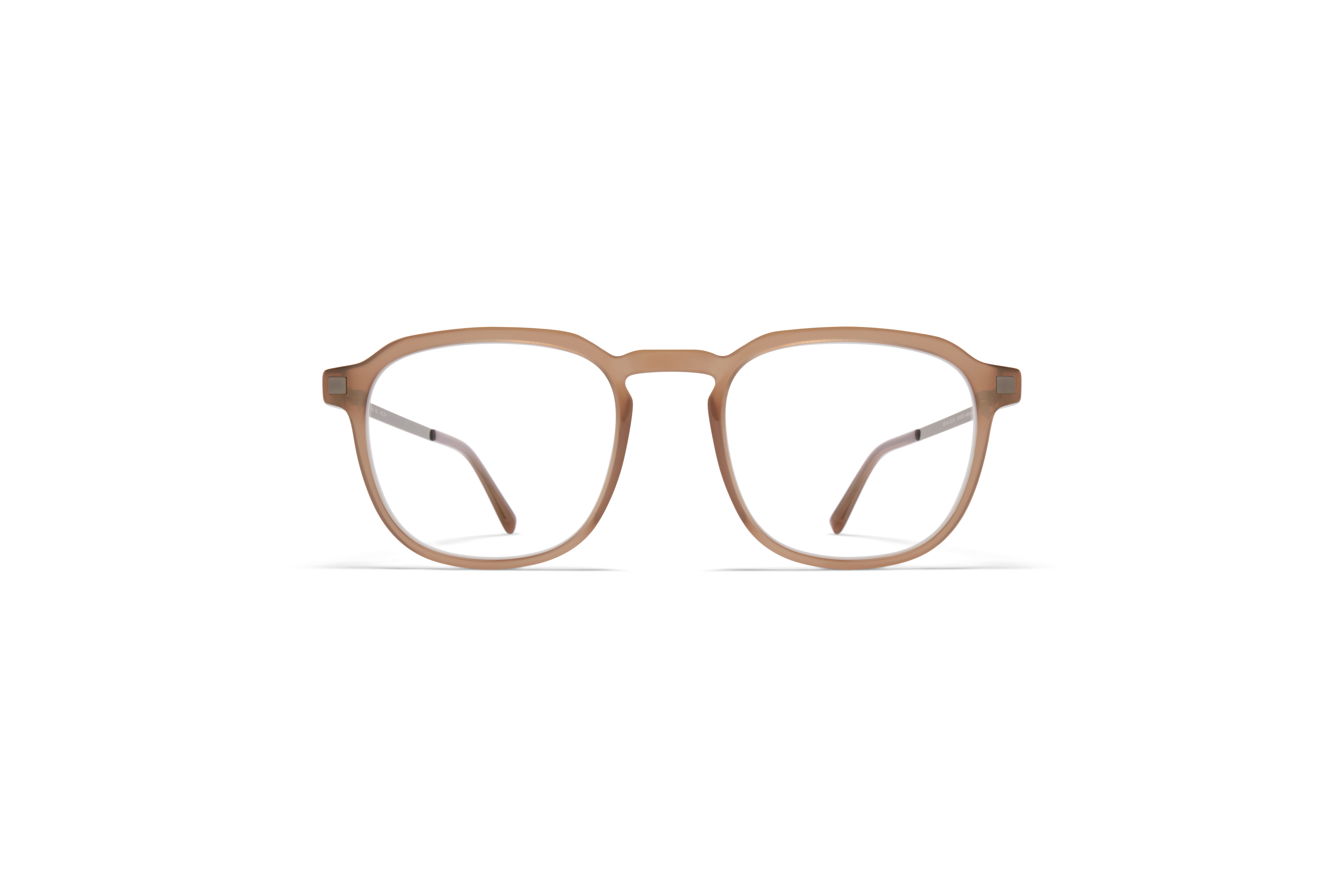 a8db1ee4915b9 MYKITA Lite Acetate Rx Pal C5 Taupe Shiny Graphite Clear