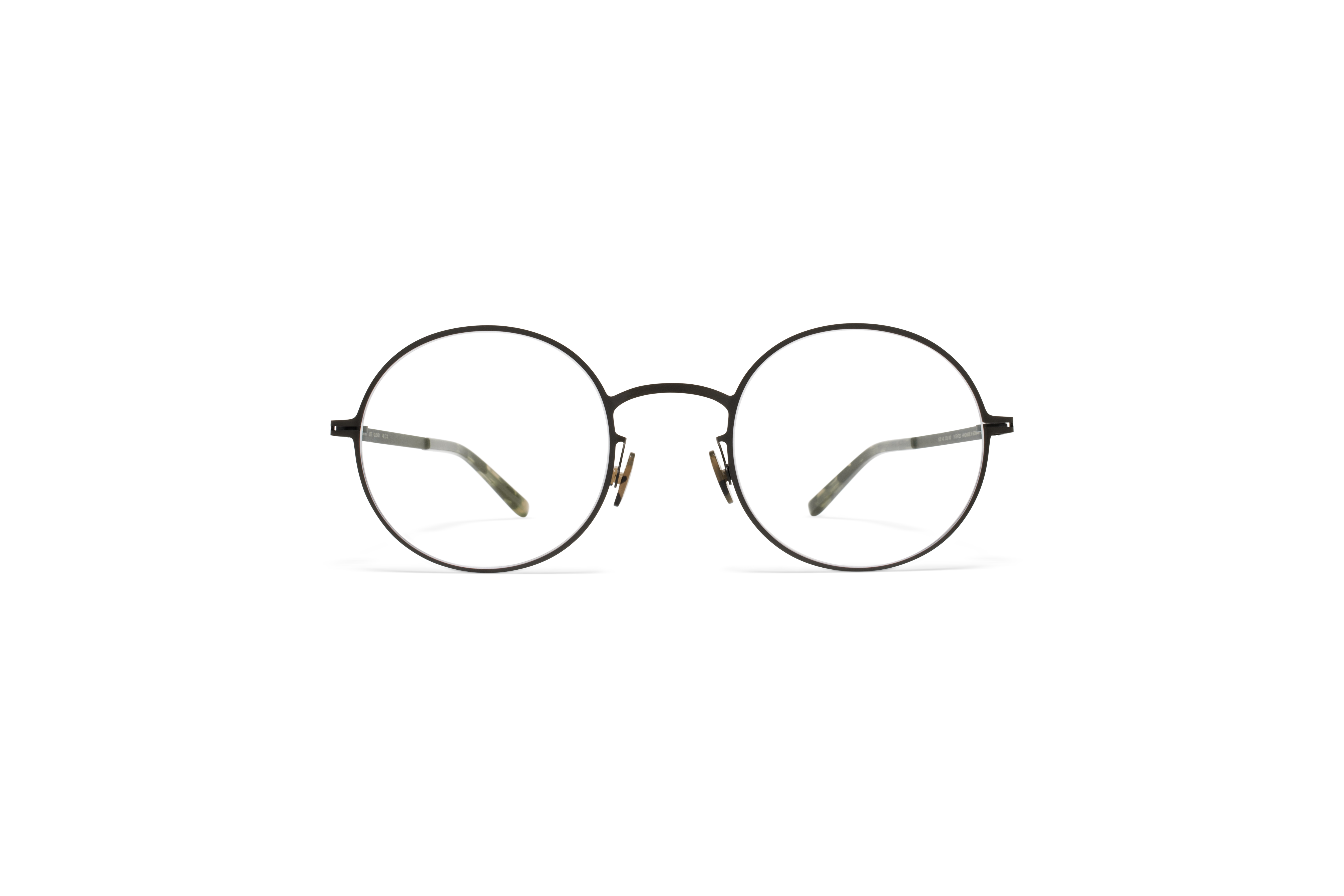 MYKITA Lite Acetate Rx Quenby Black Clear
