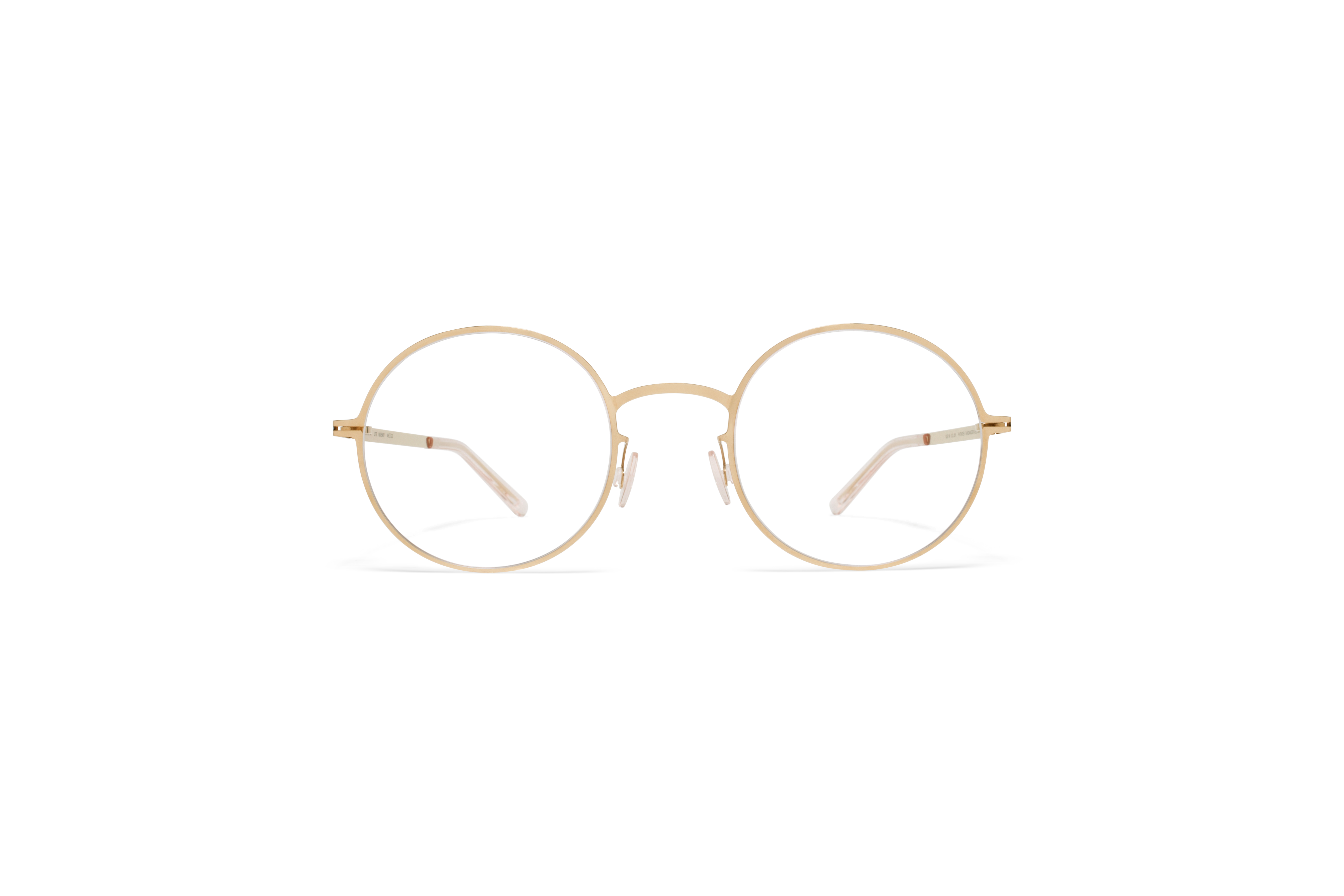 MYKITA Lite Acetate Rx Quenby Champagne Gold Clear58cffa4cac991