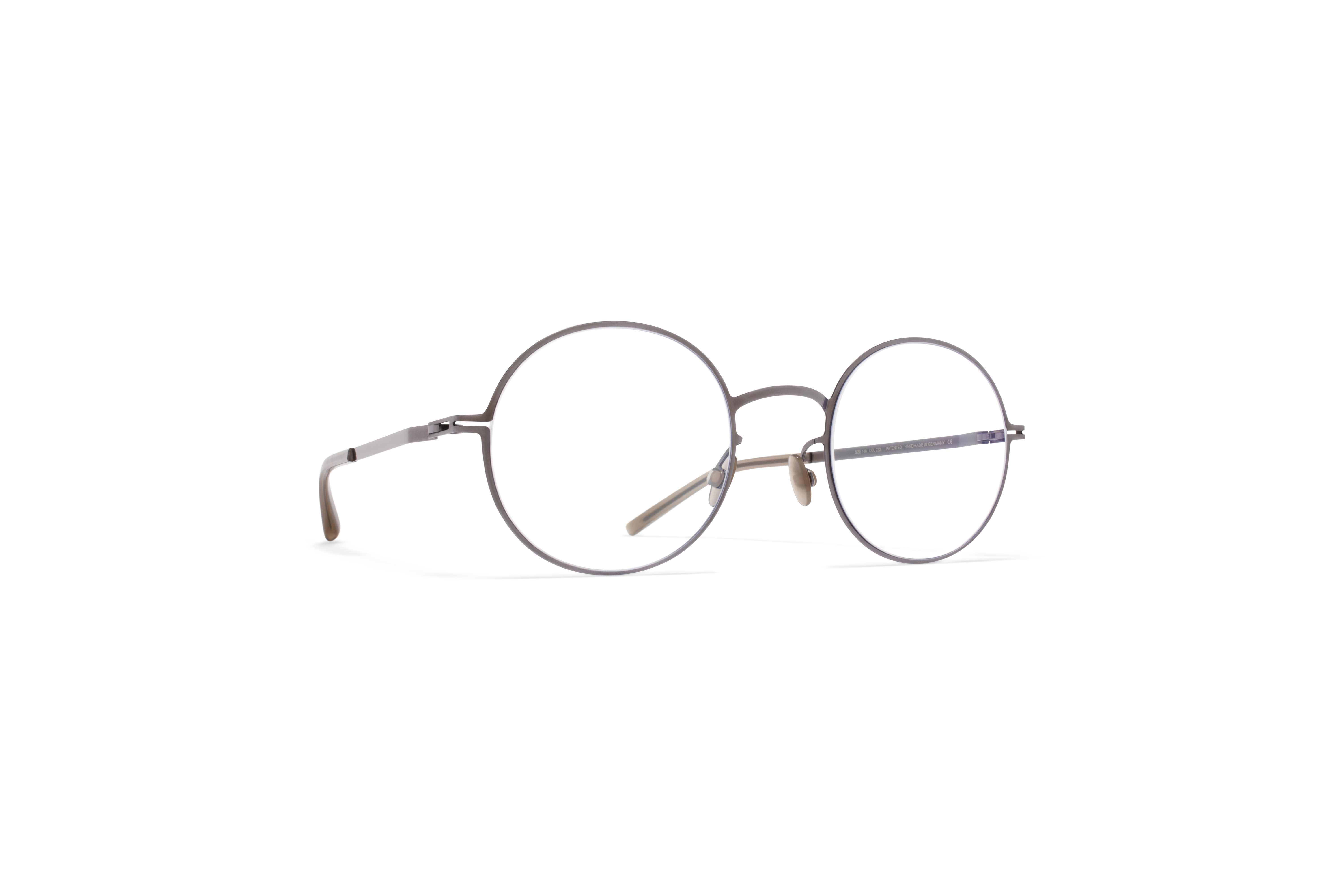 MYKITA Lite Acetate Rx Quenby Shiny Graphite Clear58cffa86608c1