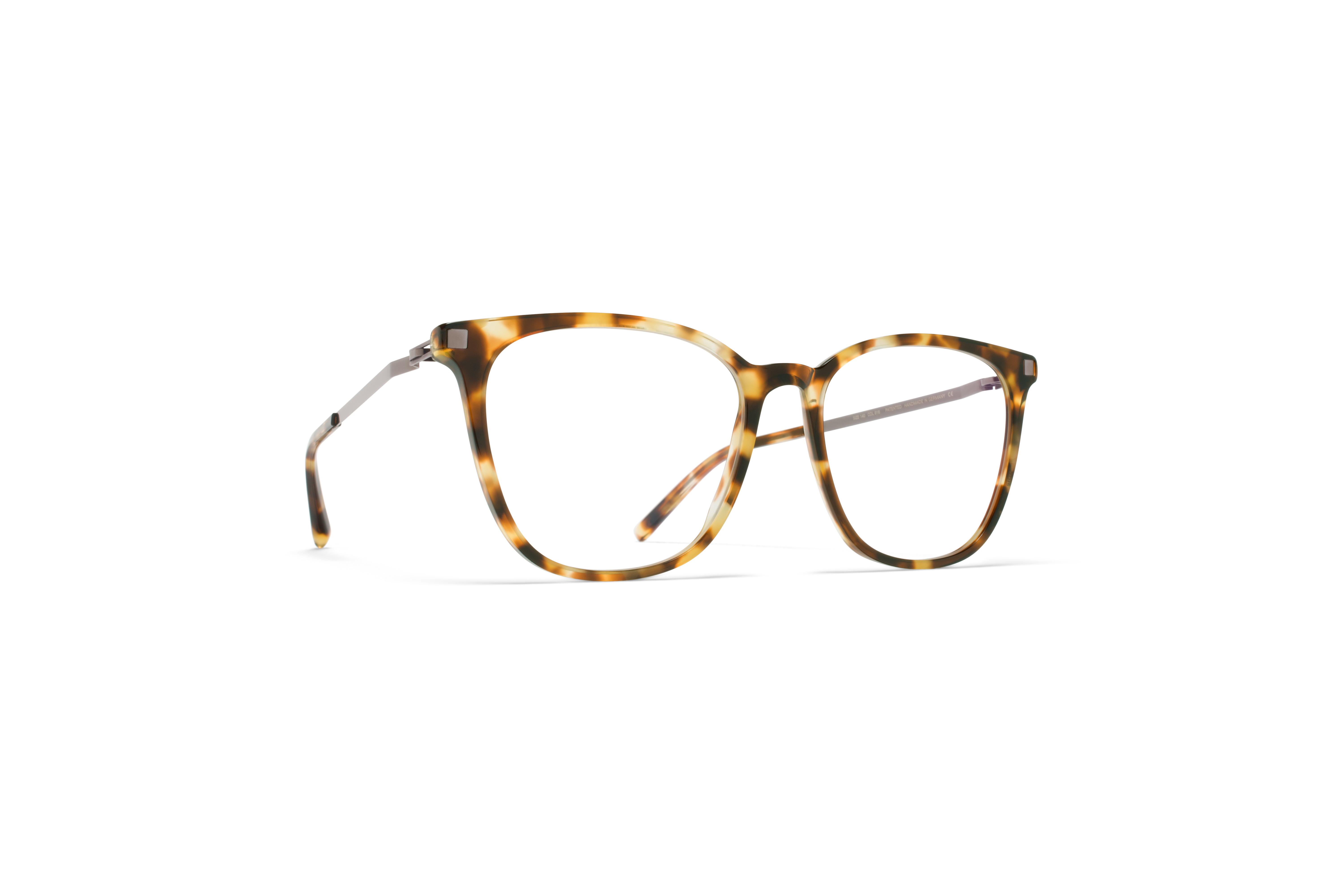 MYKITA Lite Acetate Rx Zima C3 Cocoa Sprinkles Shi58d30d361aab7