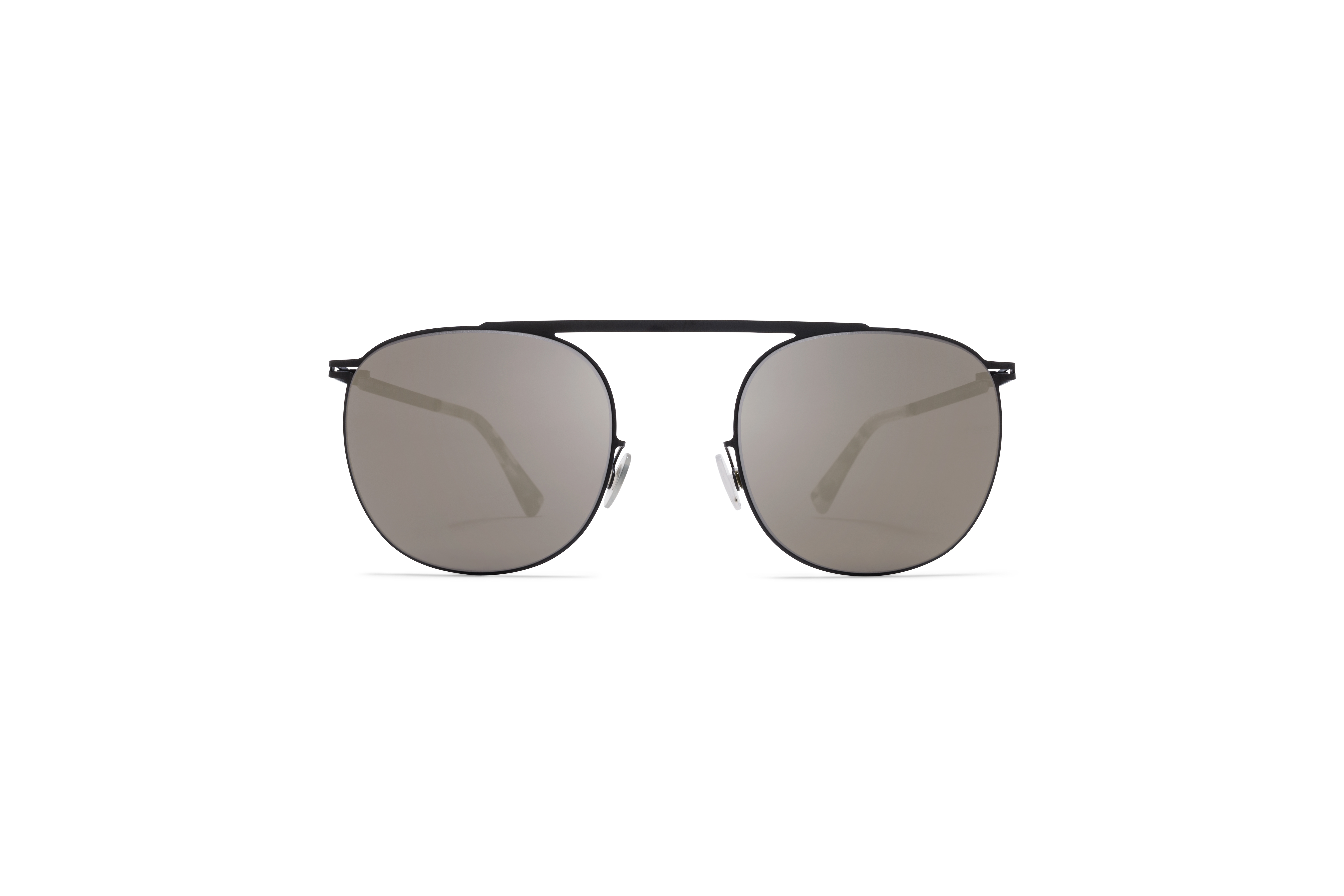 MYKITA Lite Acetate Sun Erling Black Black Flash