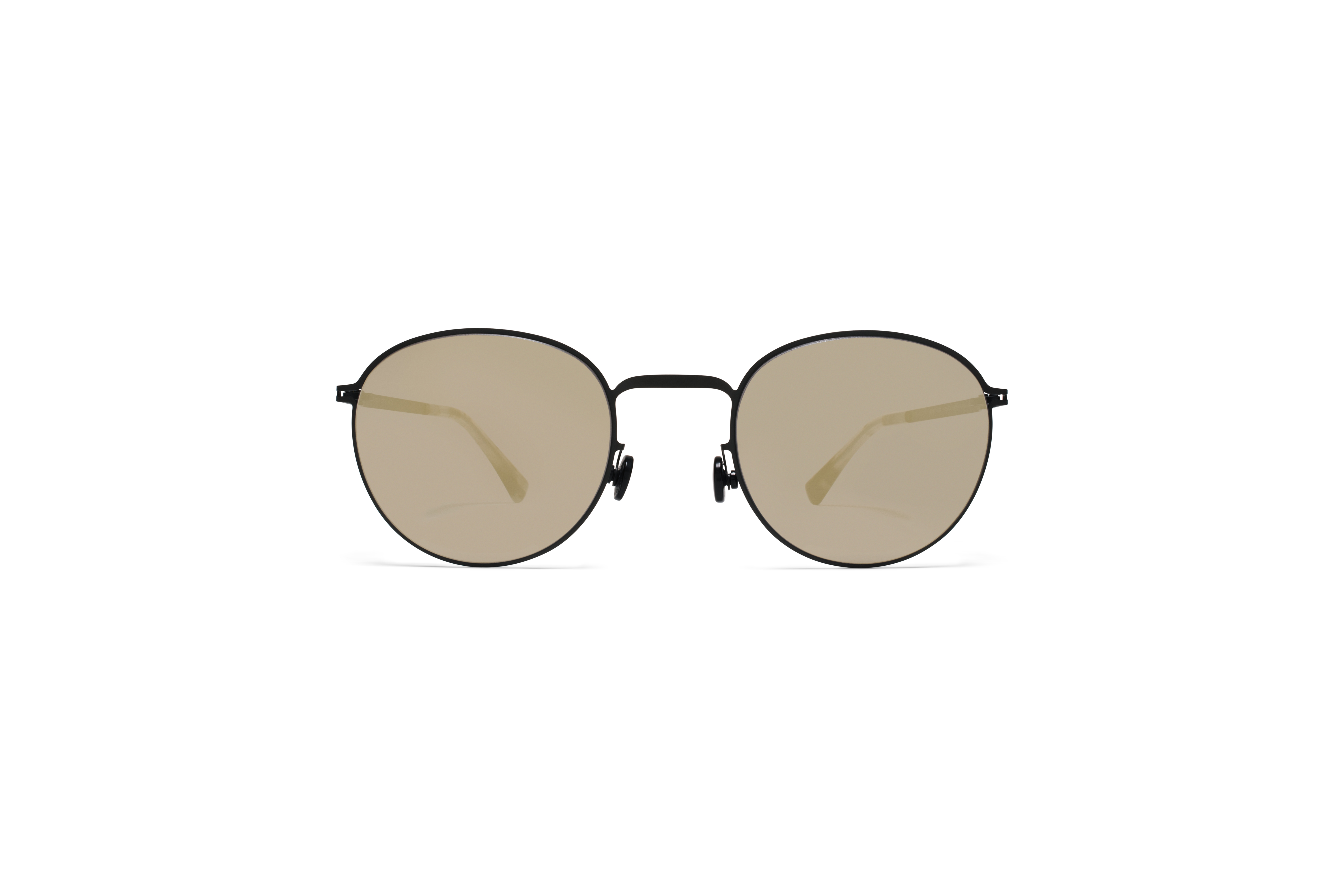 MYKITA Lite Acetate Sun Jonte Black Black Flash