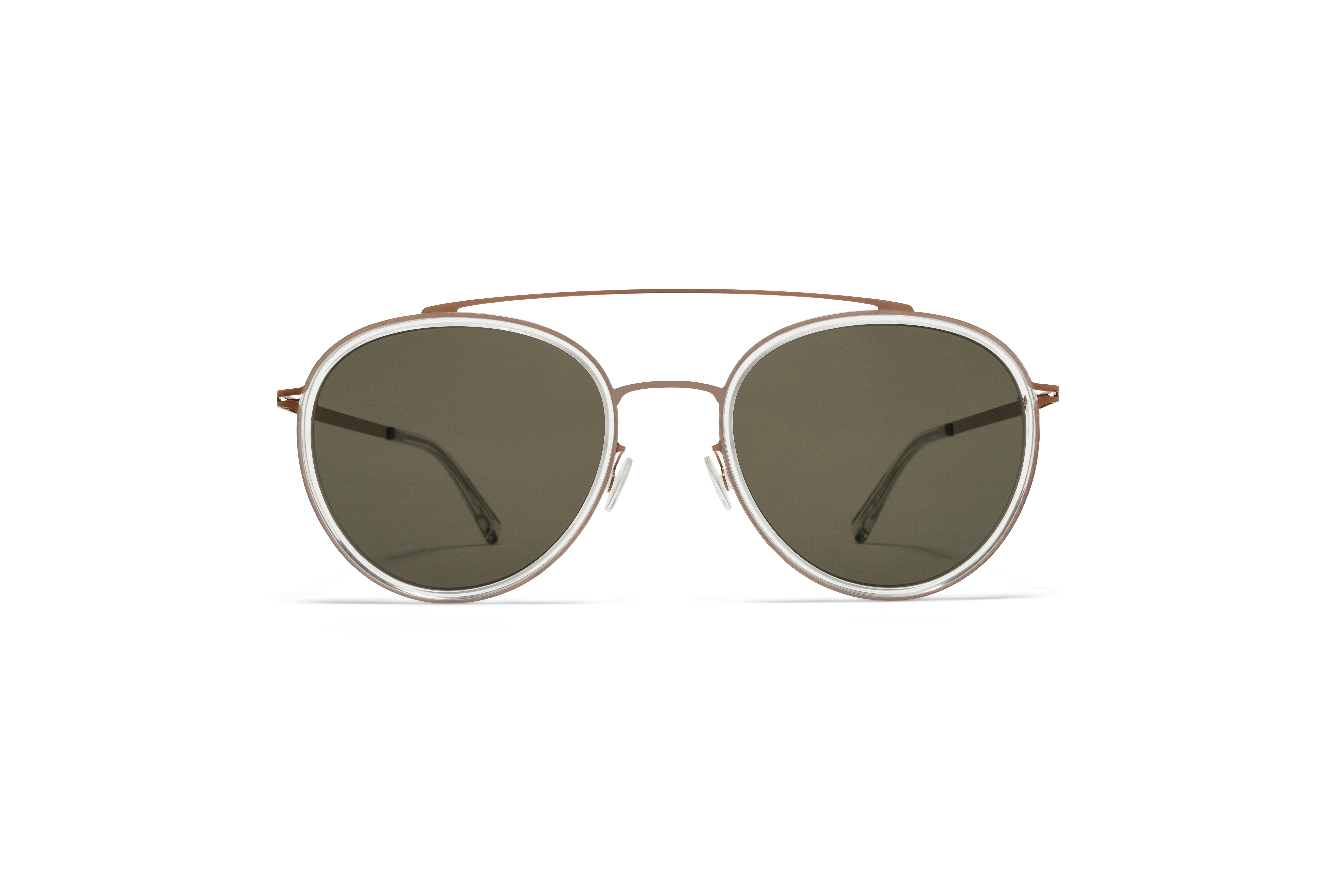 MYKITA Lite Acetate Sun Meri A28 Shiny Copper Mint59fb1cfc9edf1