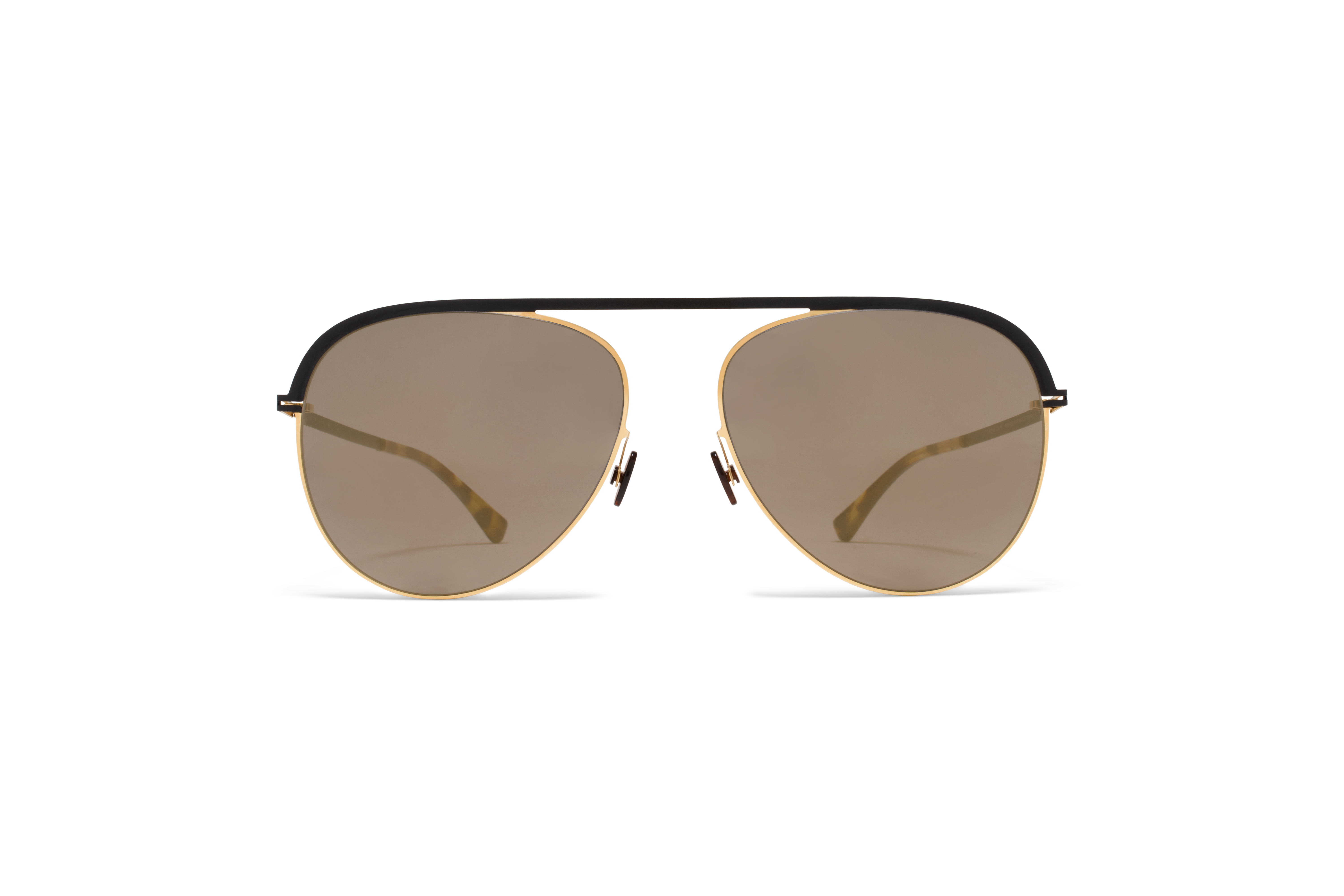 MYKITA Lite Acetate Sun Onno Gold Black Brilliant58ab13c853656