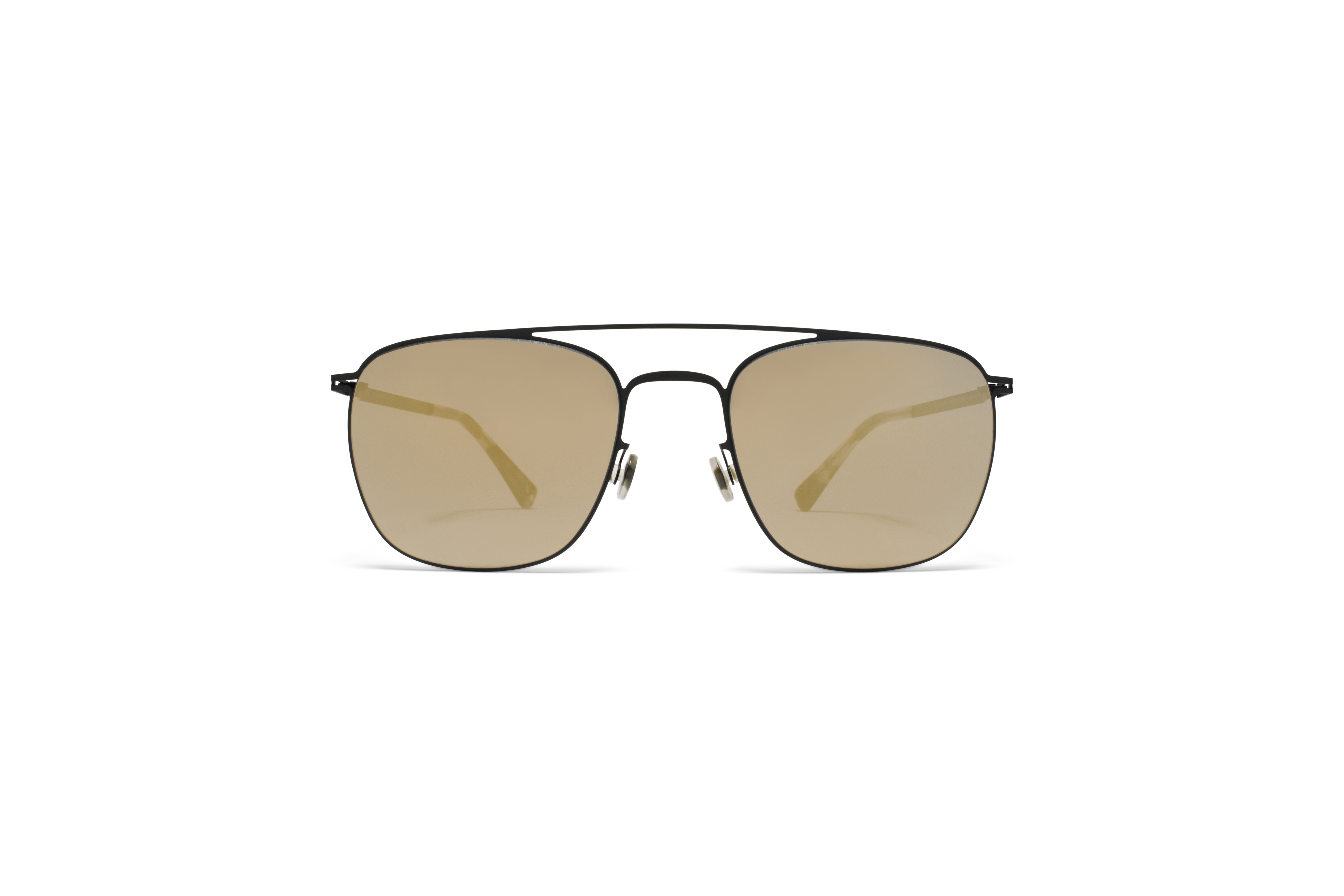 MYKITA Lite Acetate Sun Torge Black Black Flash