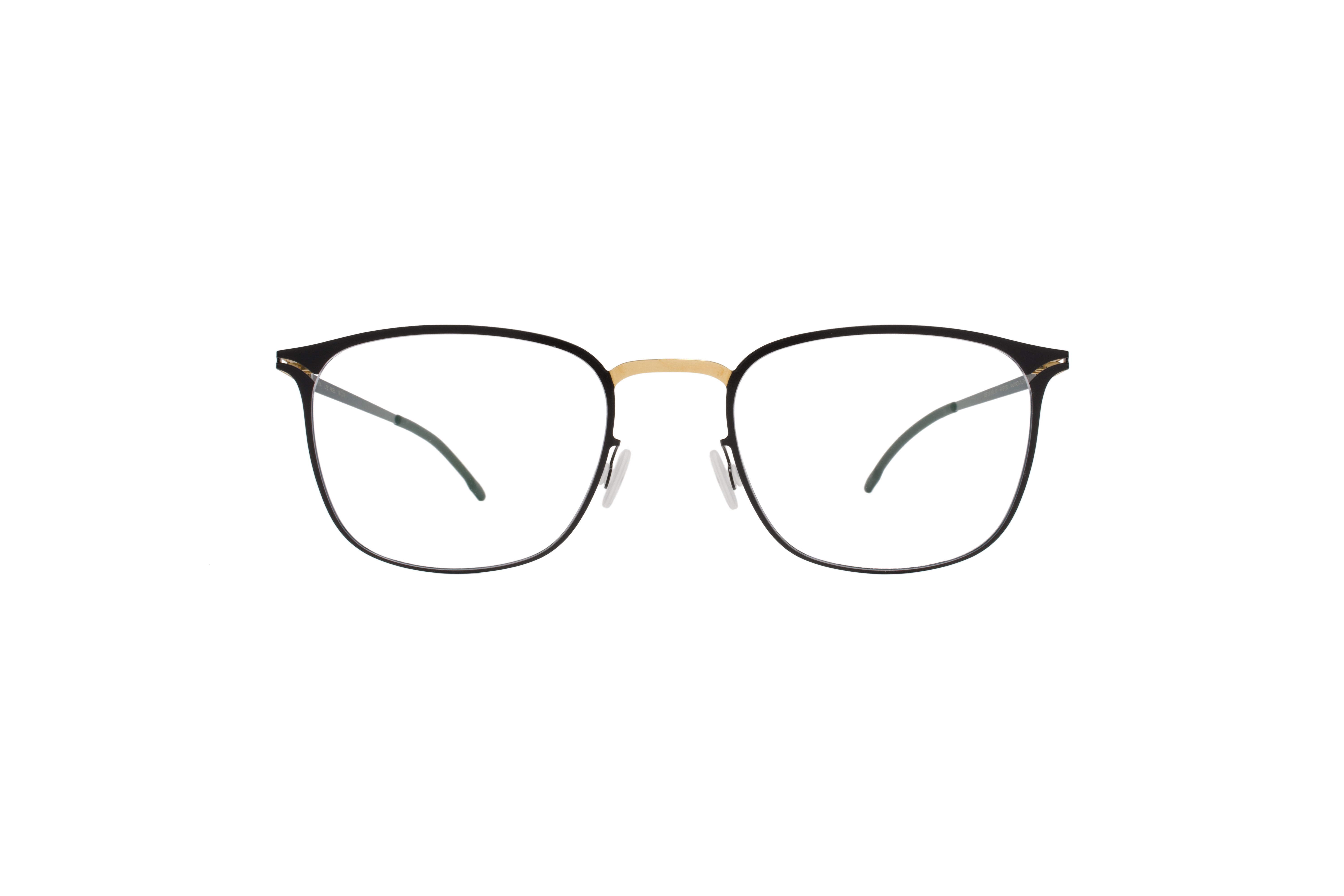 MYKITA Lite Rx Aksel Gold Jetblack Clear P570e23a74ef26