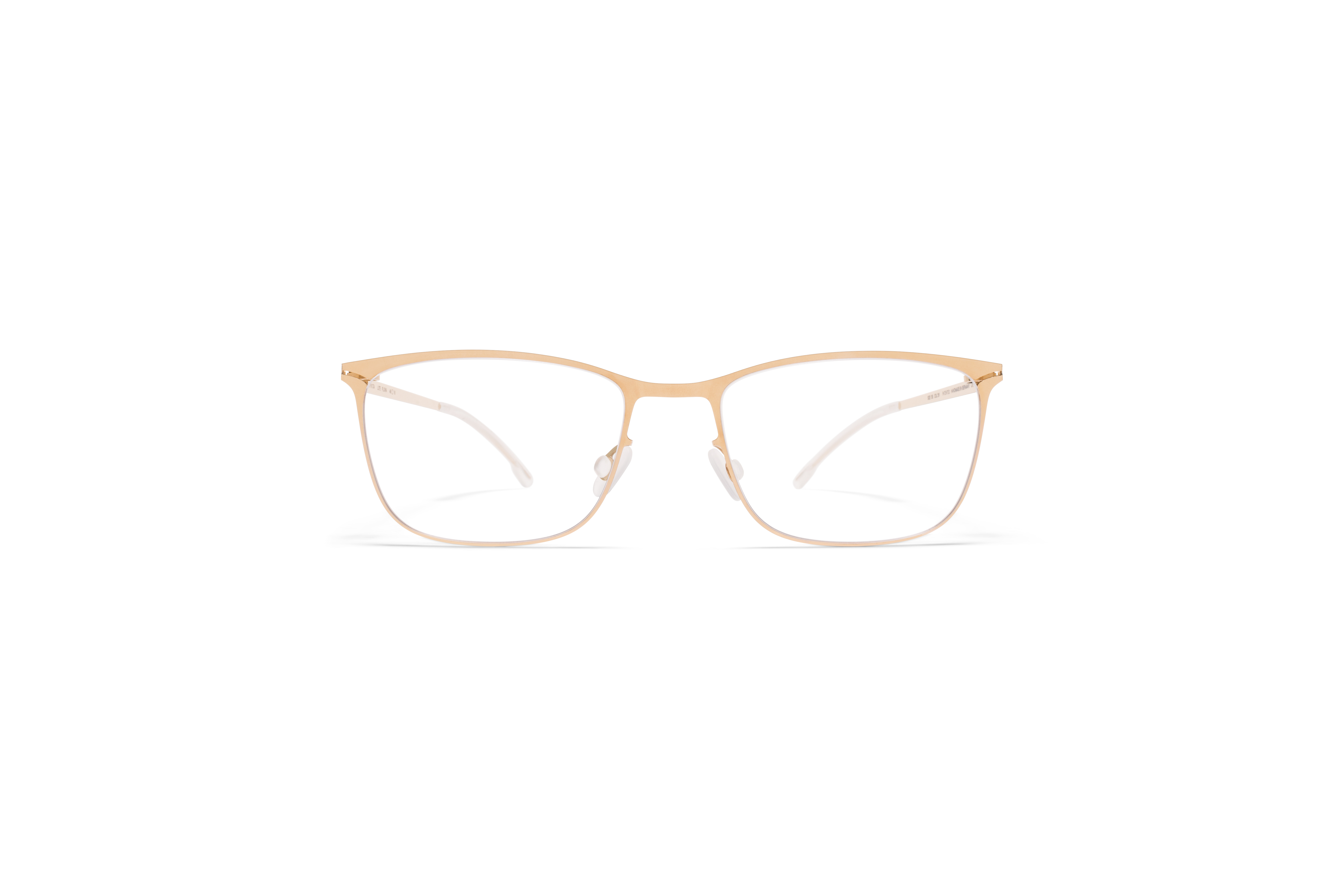 MYKITA Lite Rx Flora Champagne Gold Clear