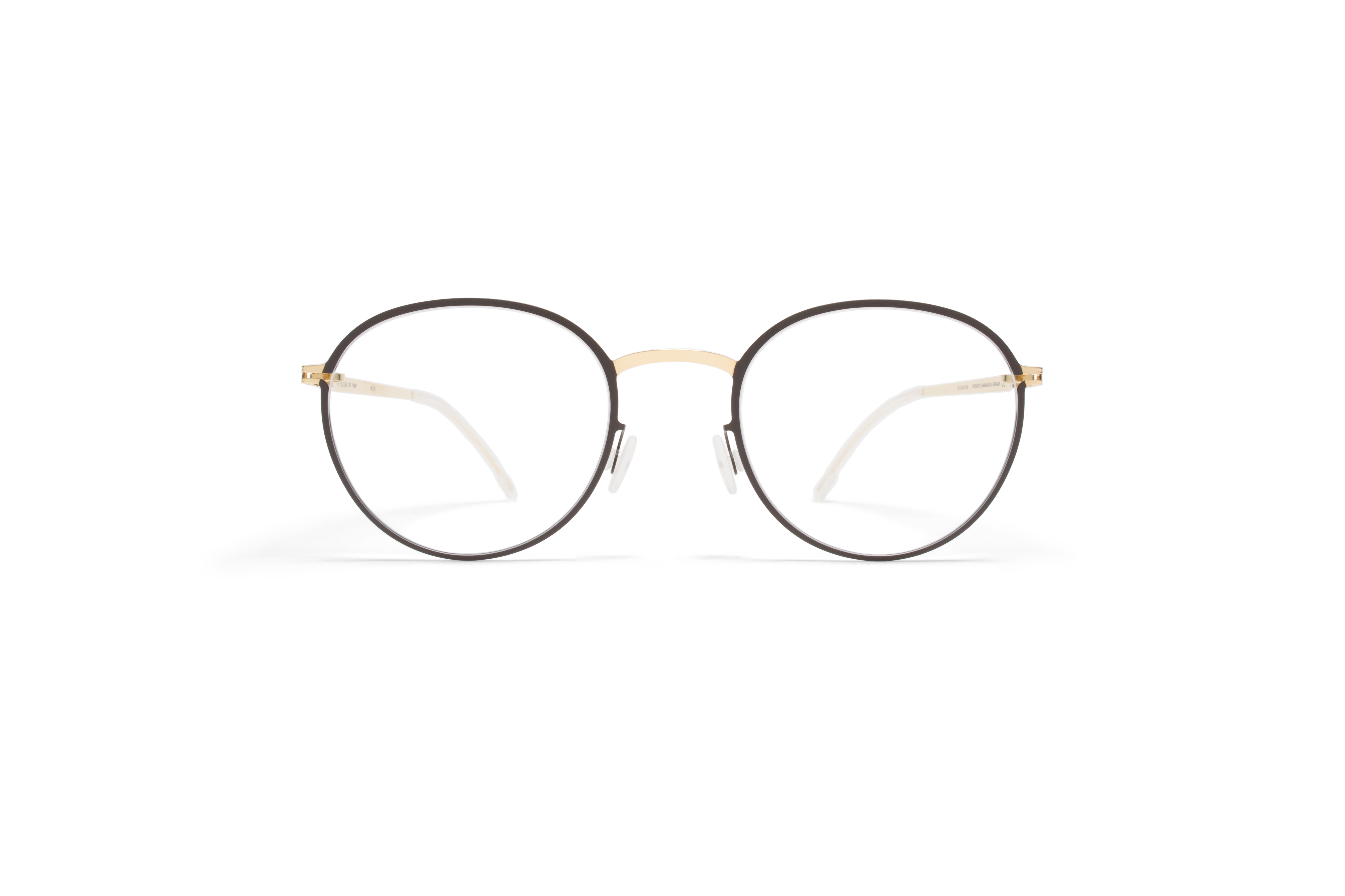 MYKITA Lite Rx Jais Gold Darkbrown Clear P562acc3b17f8c