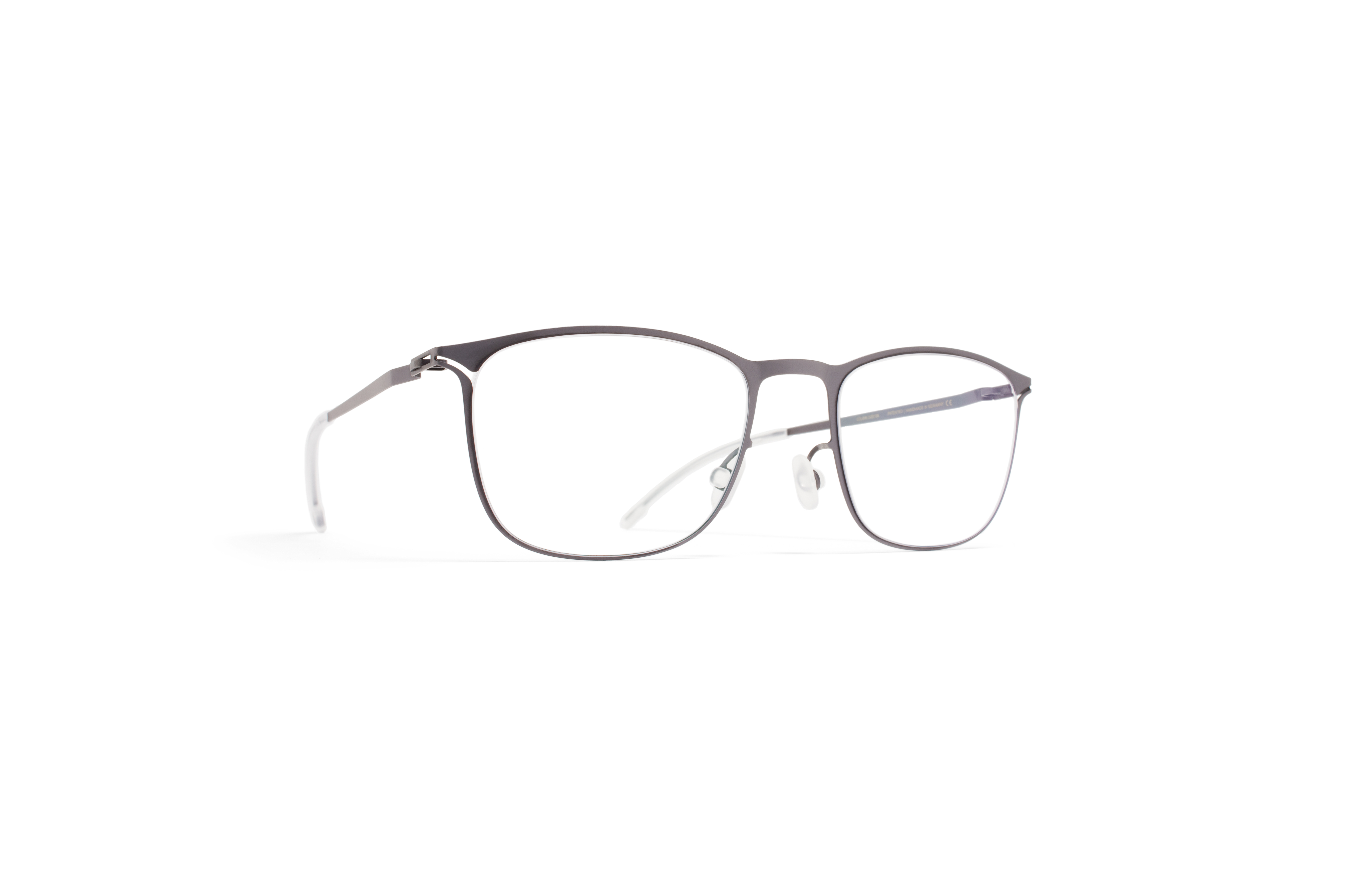 MYKITA Lite Rx Ragnar Blackberry Clear