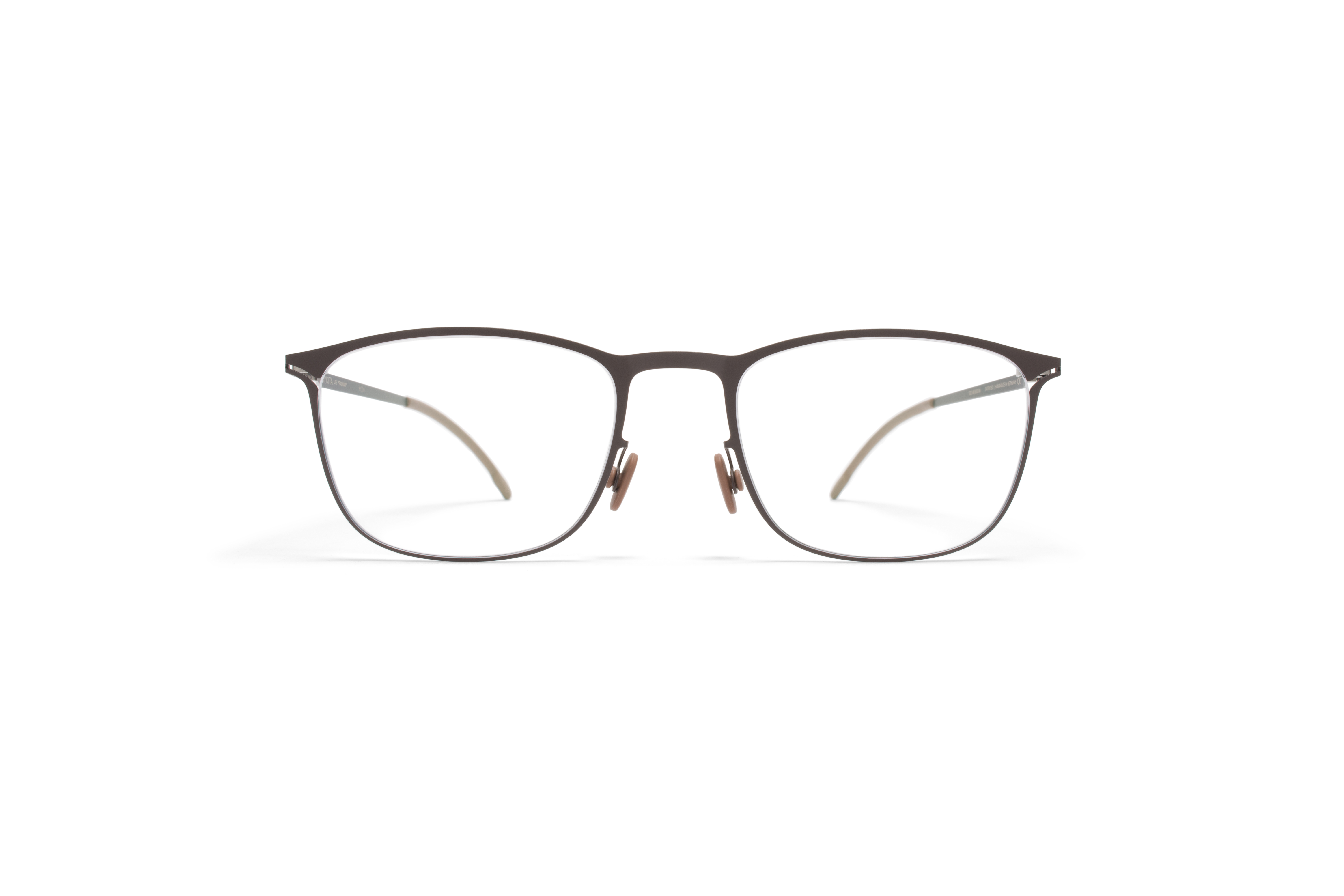 MYKITA Lite Rx Ragnar Darkbrown Clear