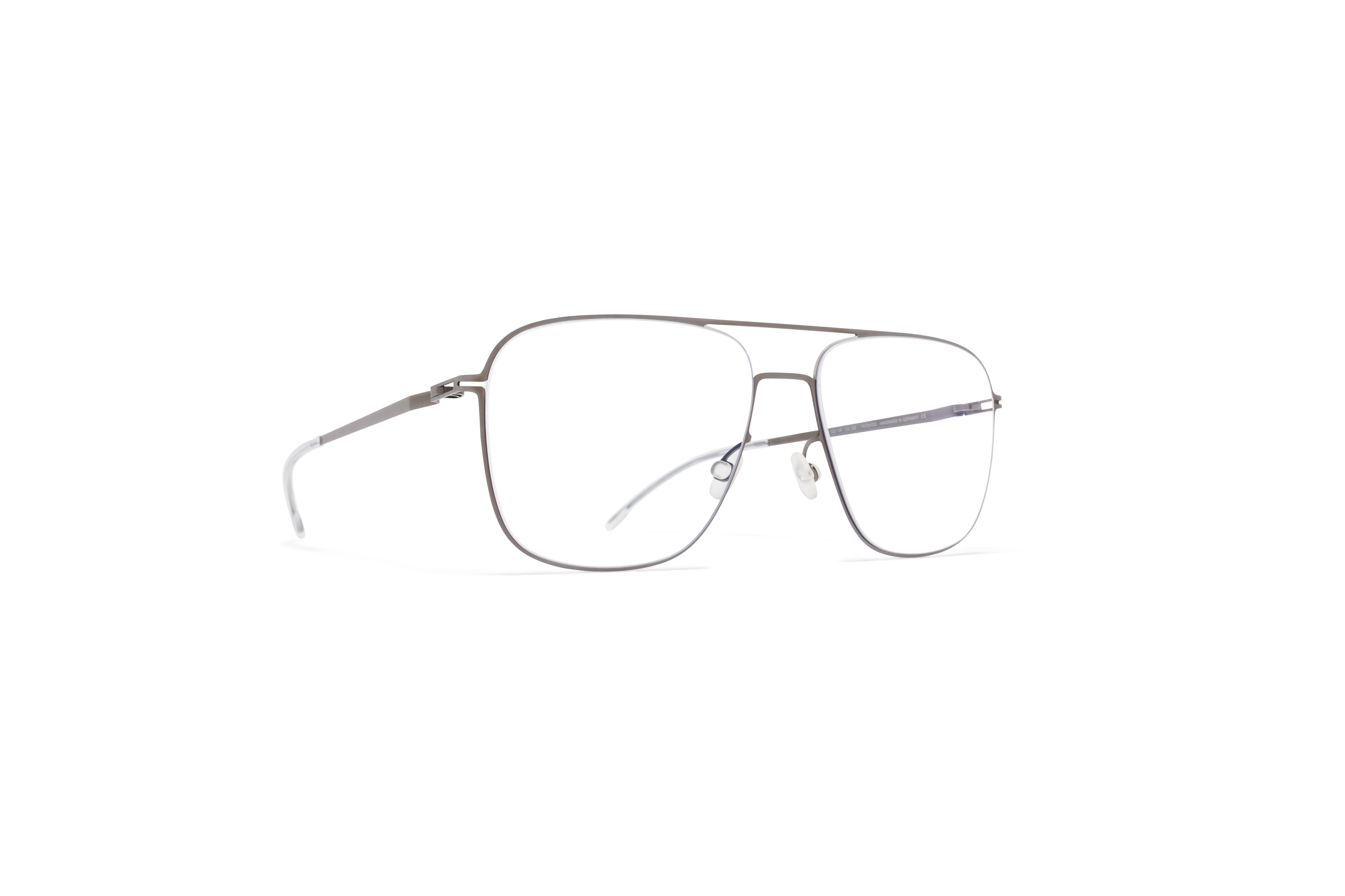 Graphite Steen Rx Clear Lite Silver Shiny Mykita qXvwHxaS